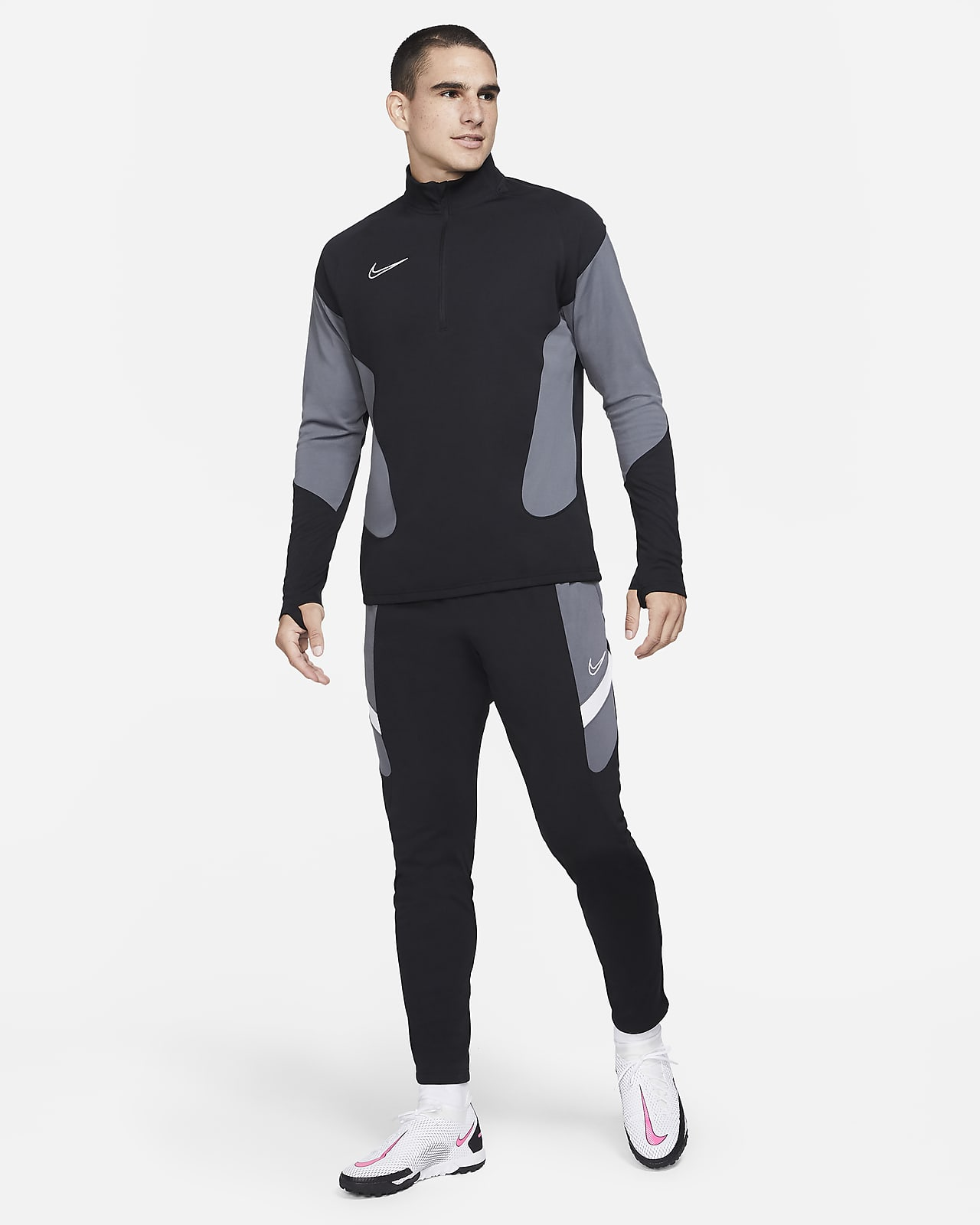 Survêtement de football en maille Nike Dri-FIT Academy pour Homme