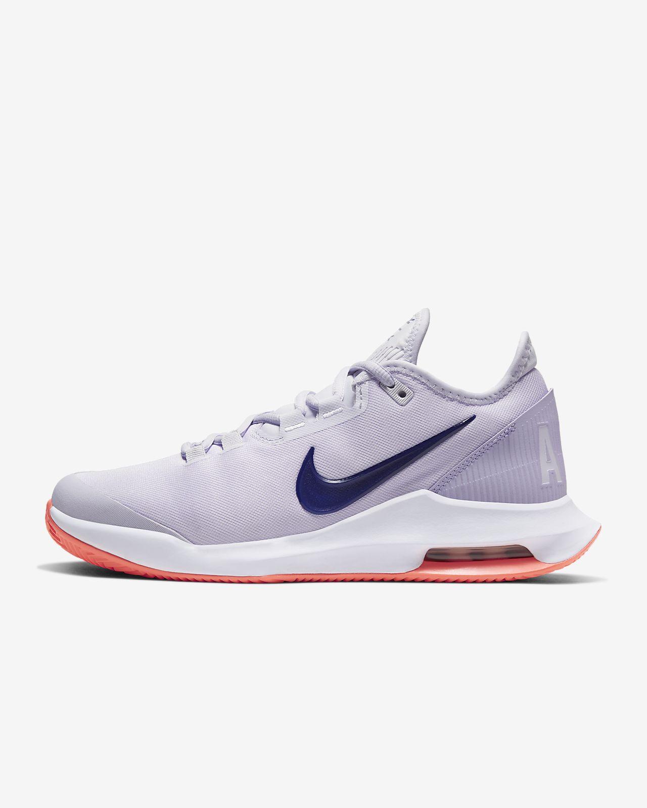 Calzado de tenis de mujer para polvo de ladrillo Nike Court Air Max Wildcard