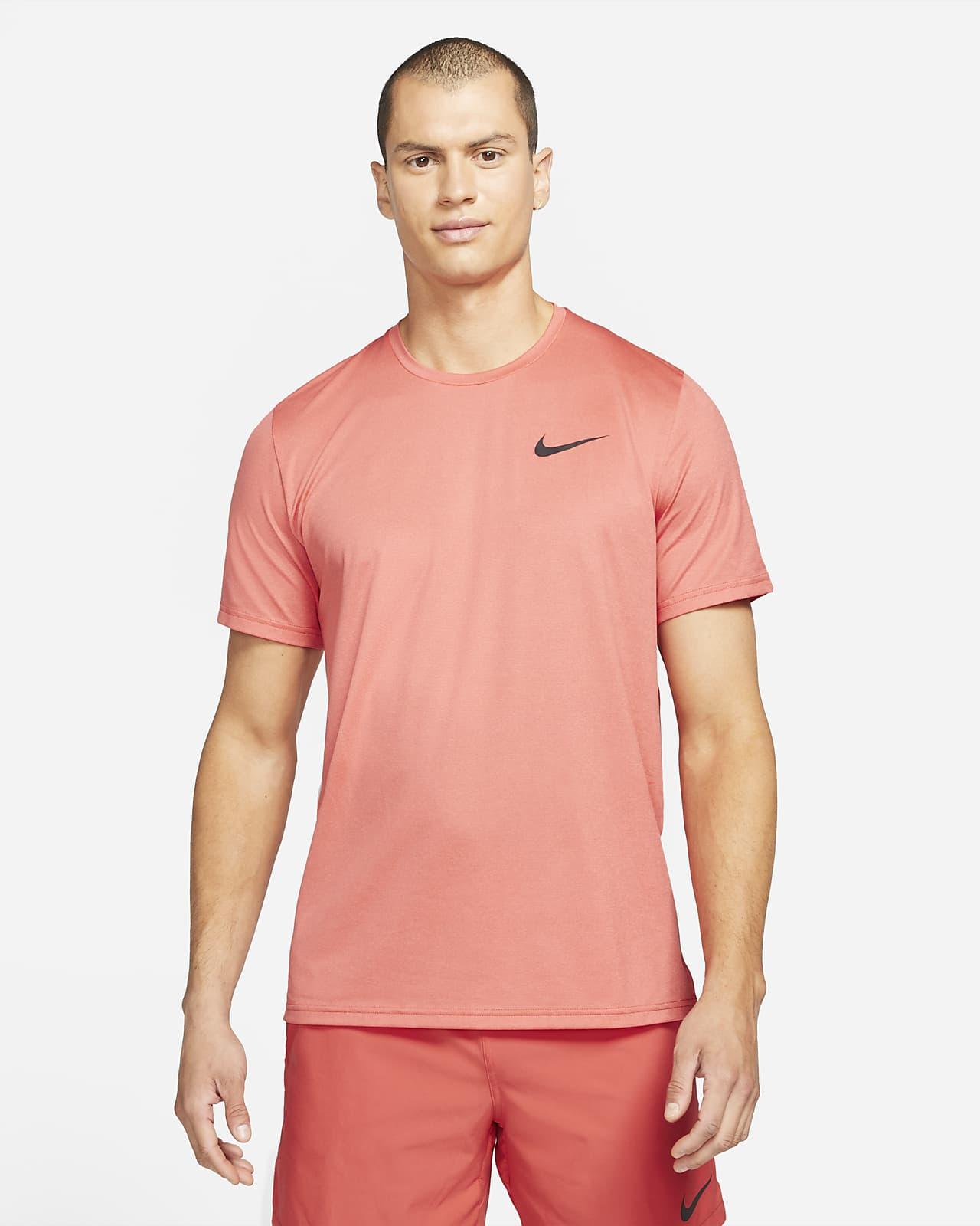 Nike Pro Dri-FIT Kısa Kollu Erkek Üstü