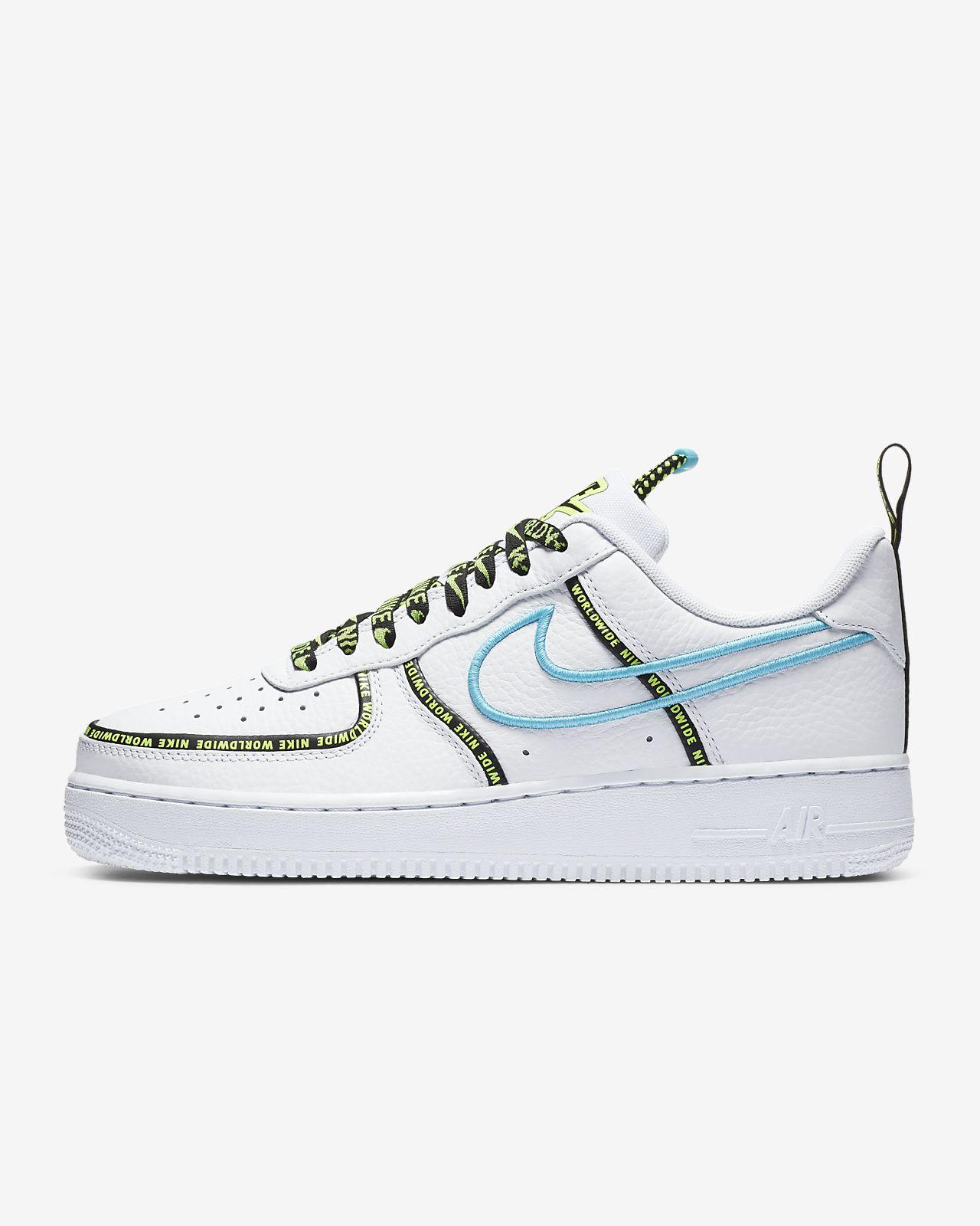 Nike Air Force 1 '07 Worldwide Men's Shoe