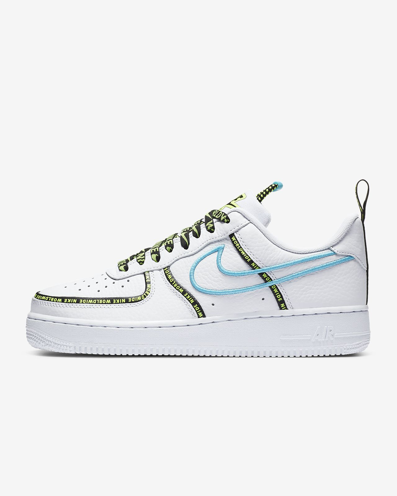 Nike Air Force 1 '07 Worldwide Men's Shoe