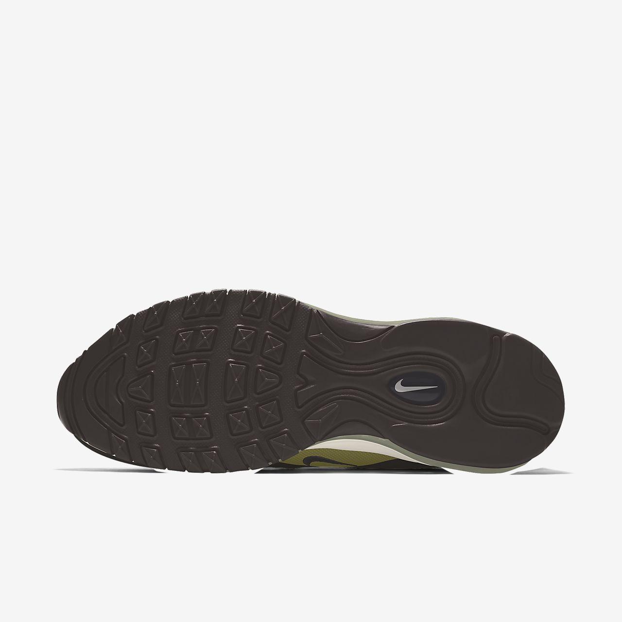 Męskie personalizowane buty Nike Air Max 97 By You