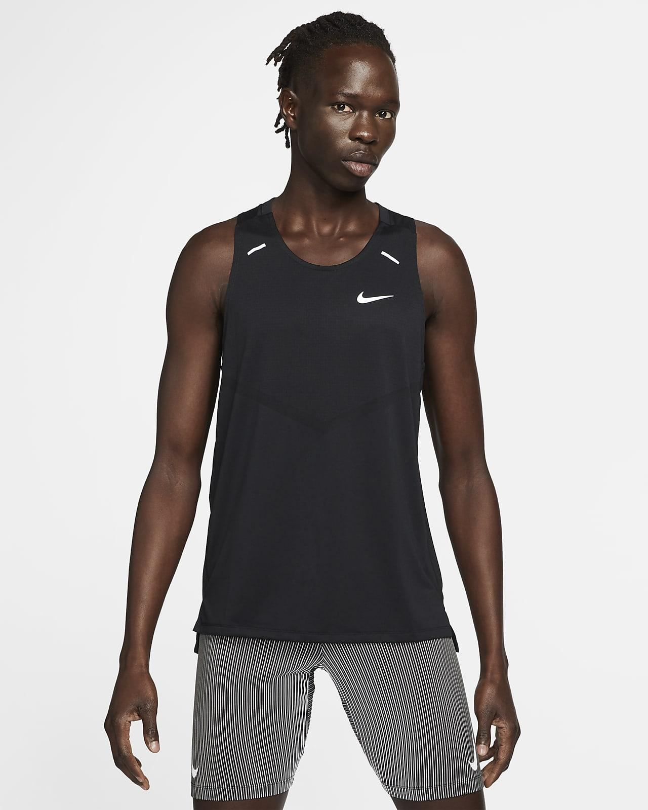 Haut de running sans manches Nike Dri-FIT Rise 365 pour Homme
