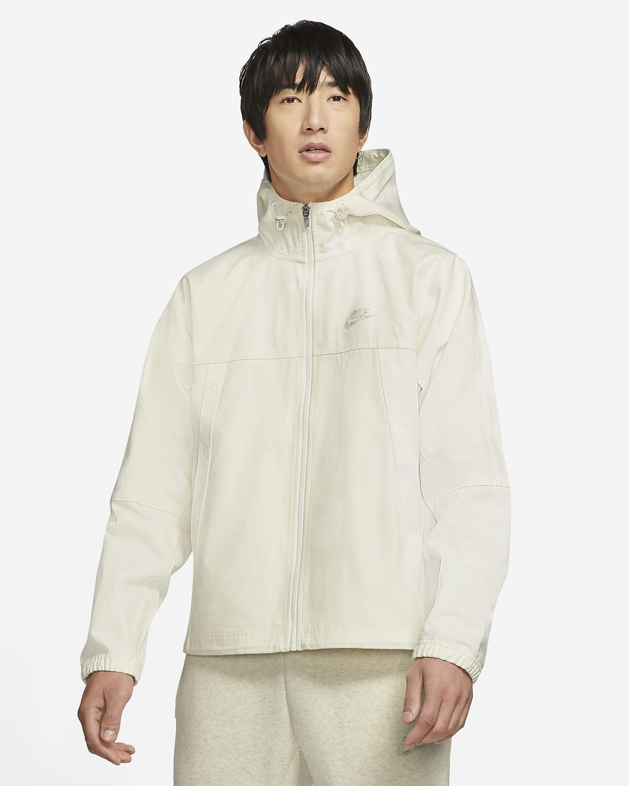 Nike Sportswear Canvas 男子夹克