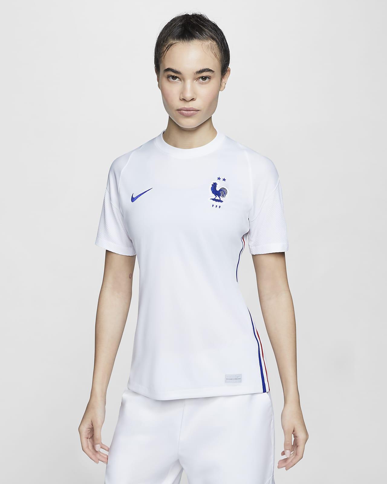 Maillot de football FFF 2020 Stadium Away pour Femme