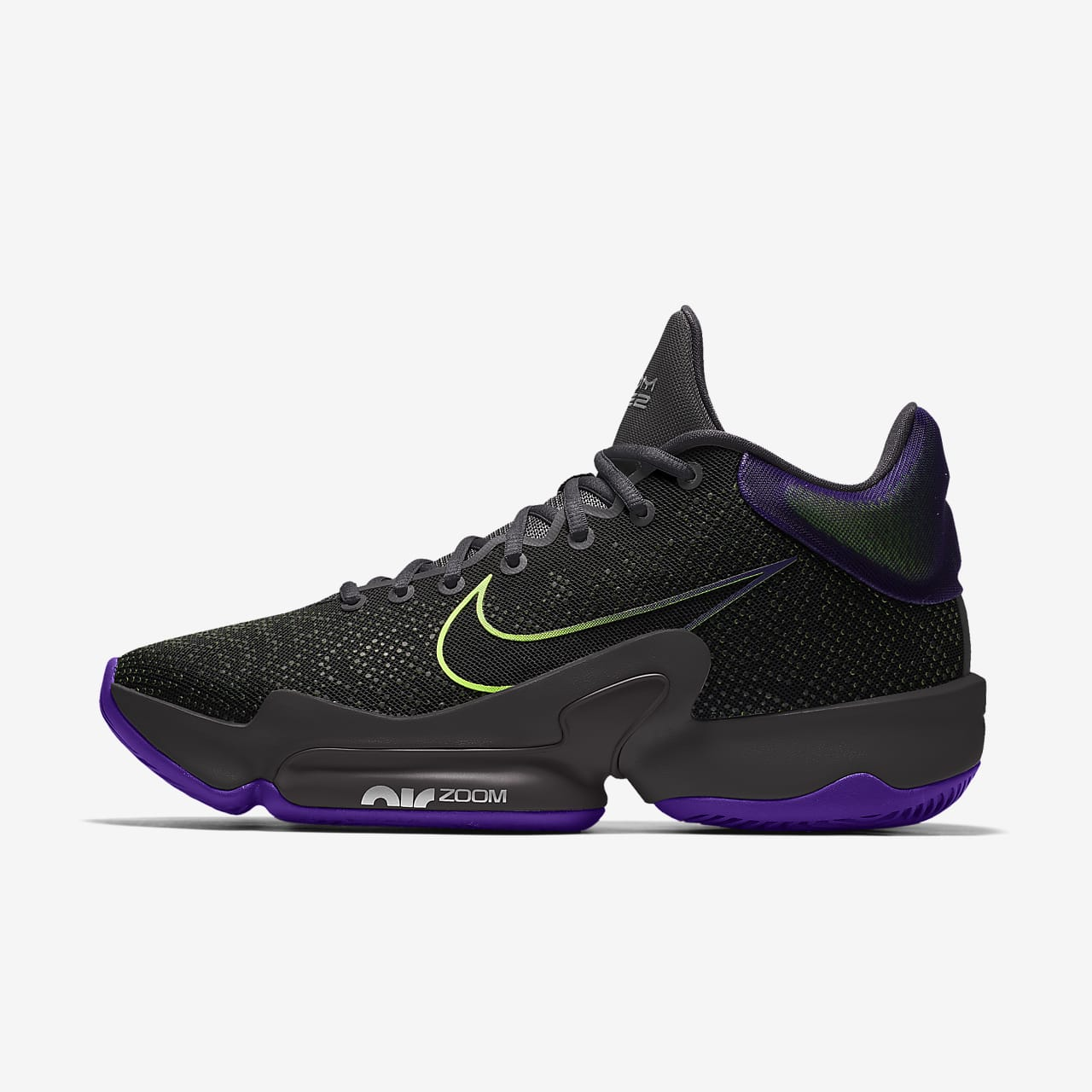 Nike Zoom Rize 2 By You 專屬訂製籃球鞋