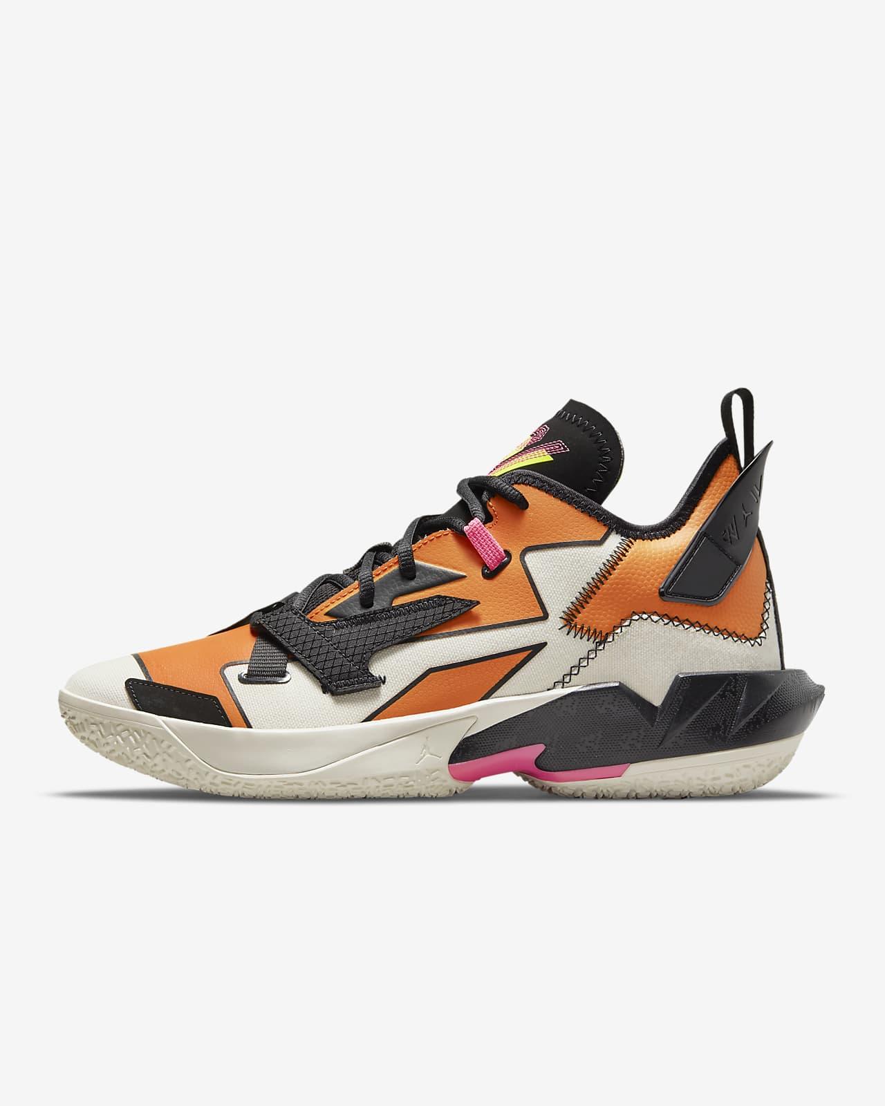Jordan 'Why Not?' Zer0.4 Basketball Shoe