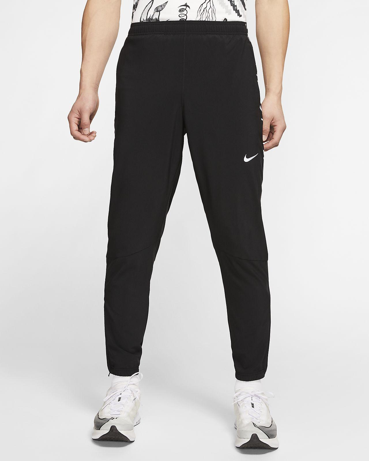 pantaloni running uomo nike