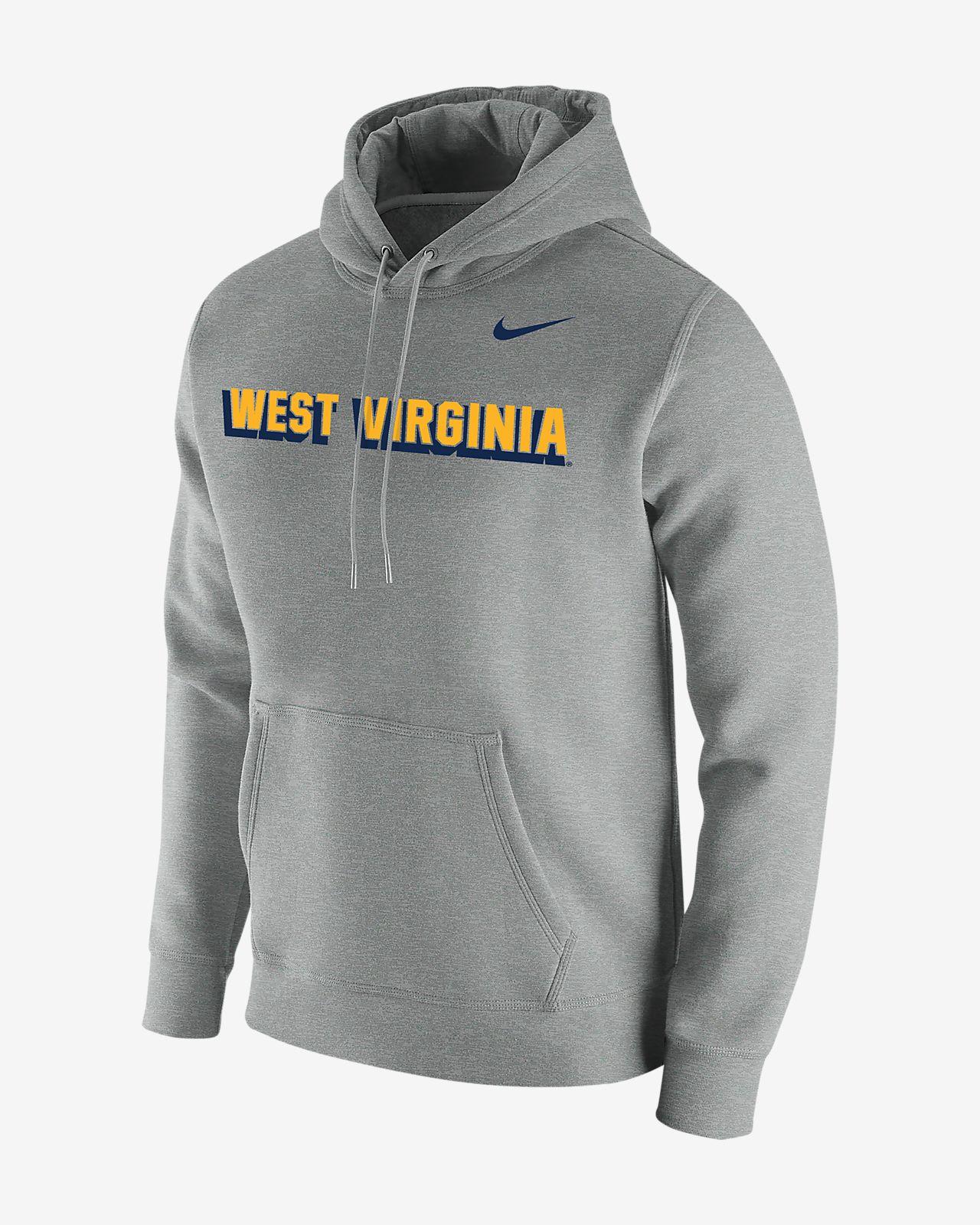 Nike College Club Fleece (West Virginia) Men's Hoodie