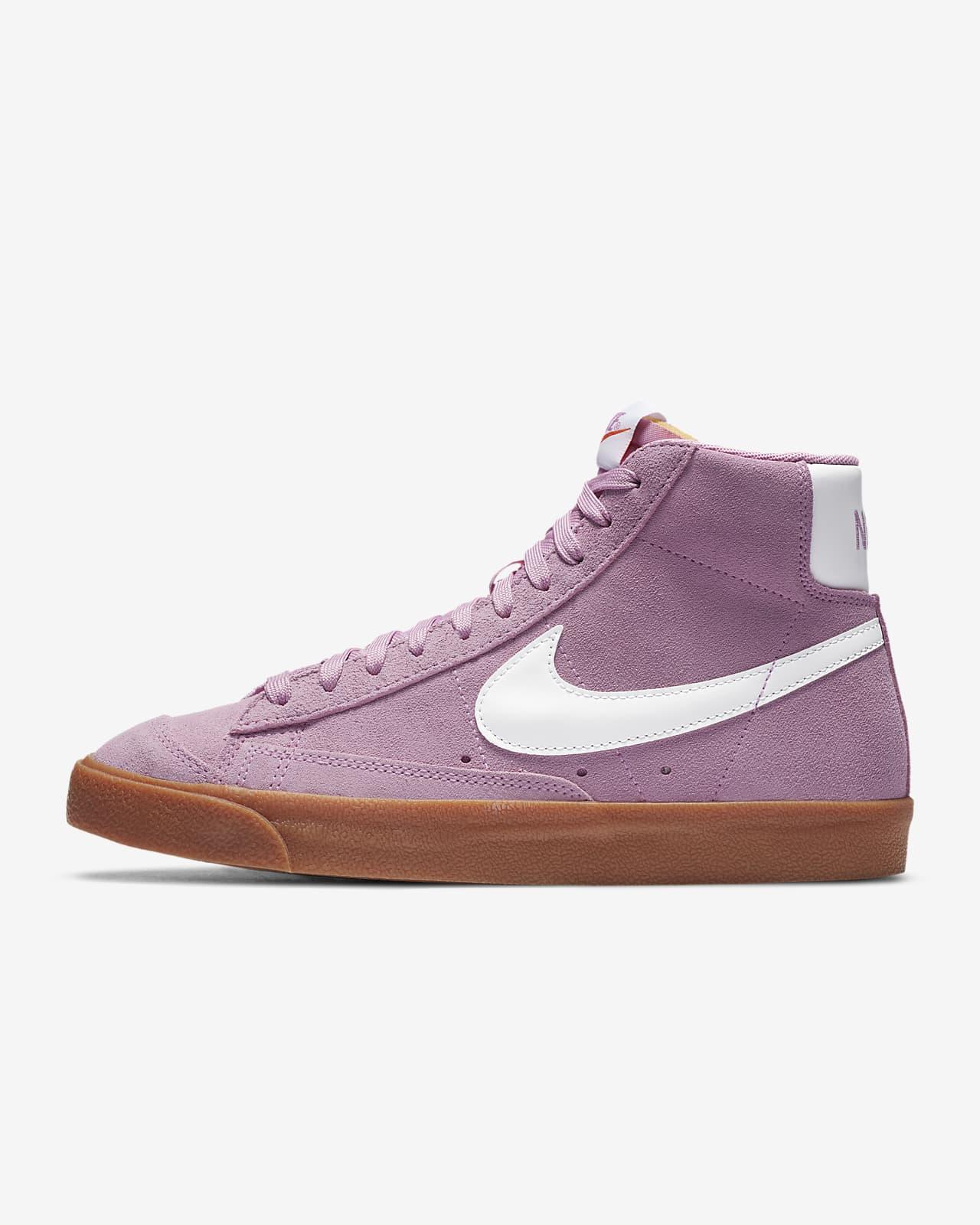 Nike Blazer Mid '77 Suede 女子运动鞋