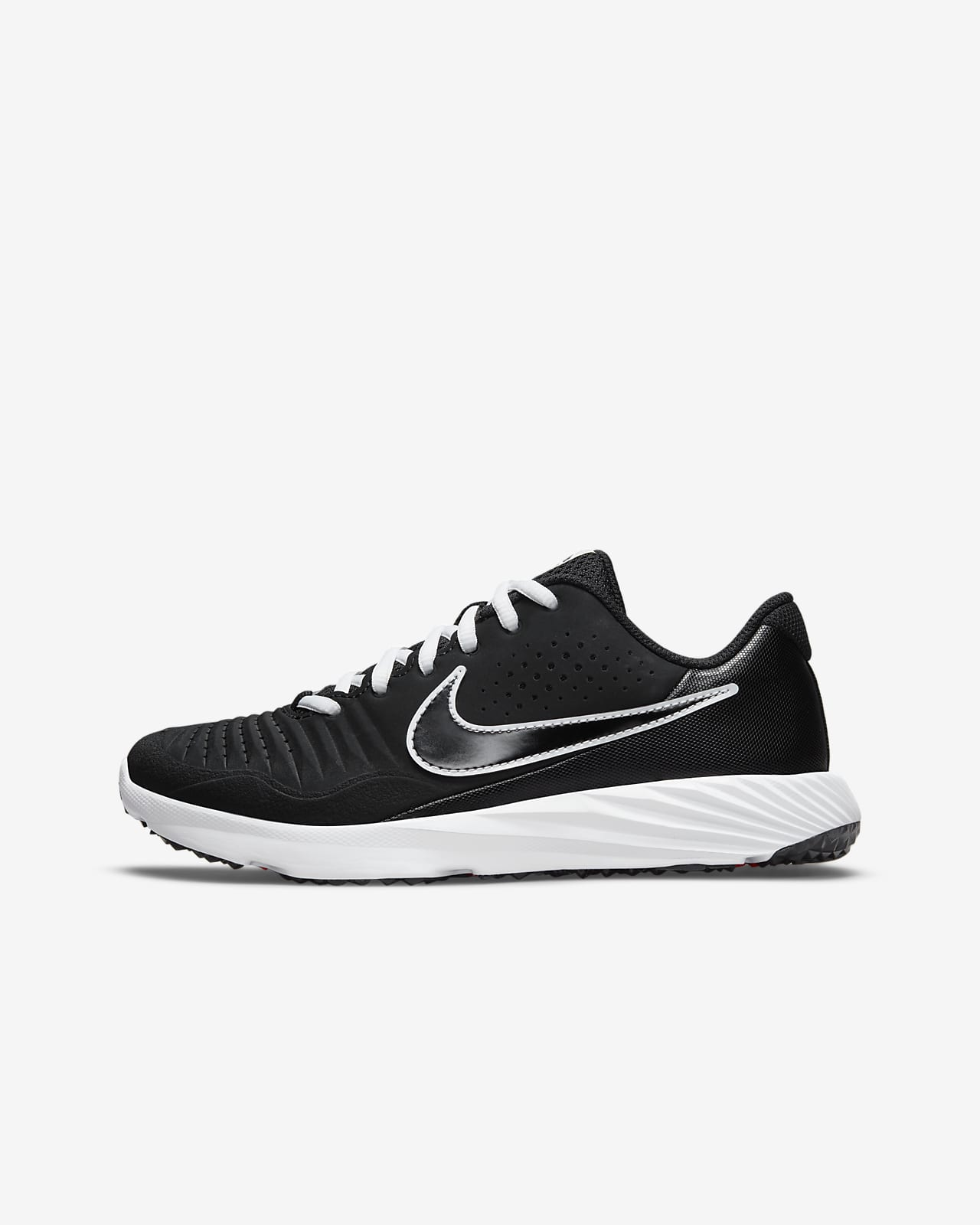 Nike Alpha Huarache 3 Turf Big Kids' Baseball Shoes