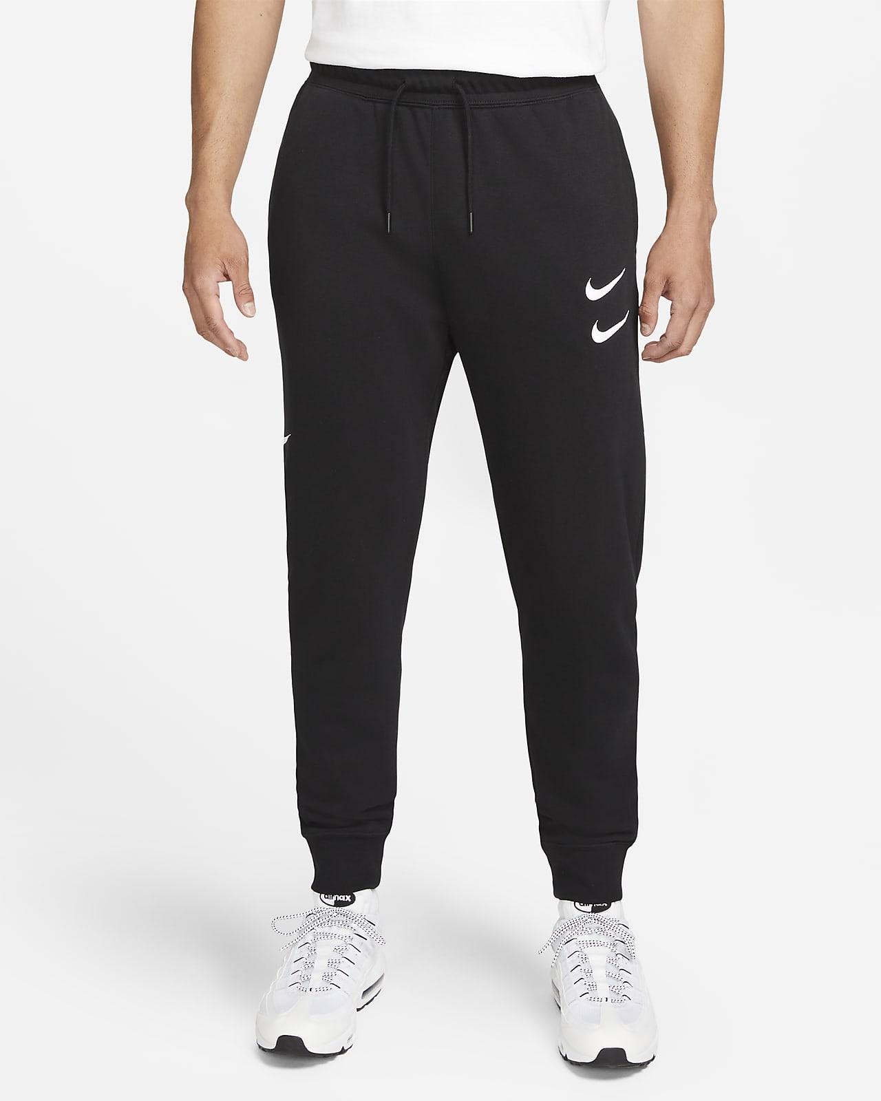 Nike Sportswear Swoosh Men's French Terry Pants