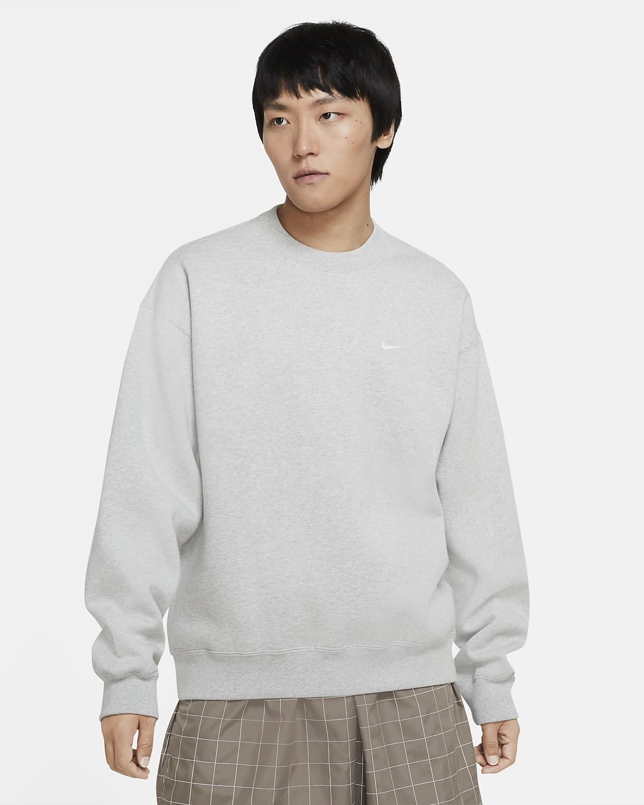 NikeLab Fleece 圓領上衣