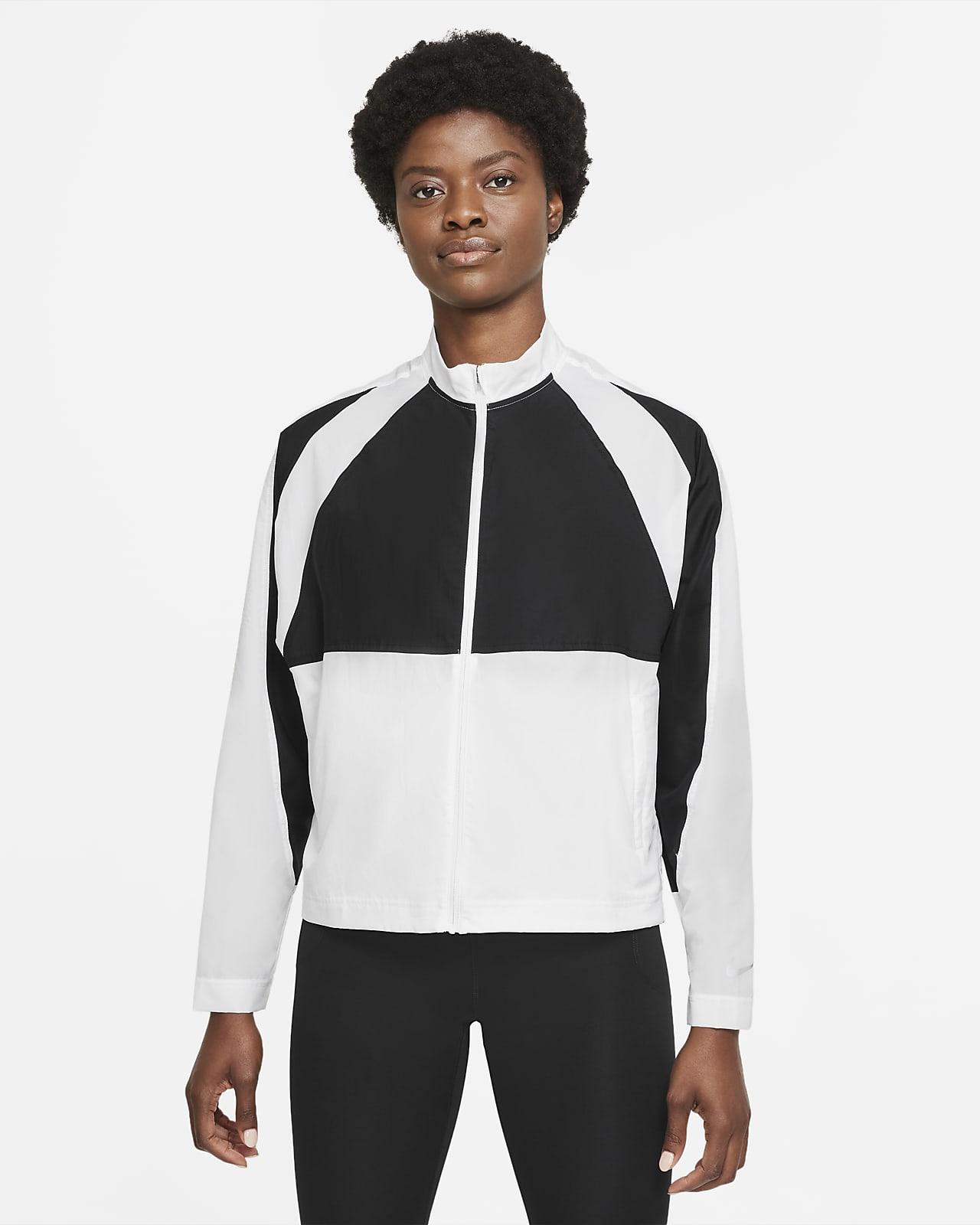 Nike Retro Lauf-Track-Jacket für Damen