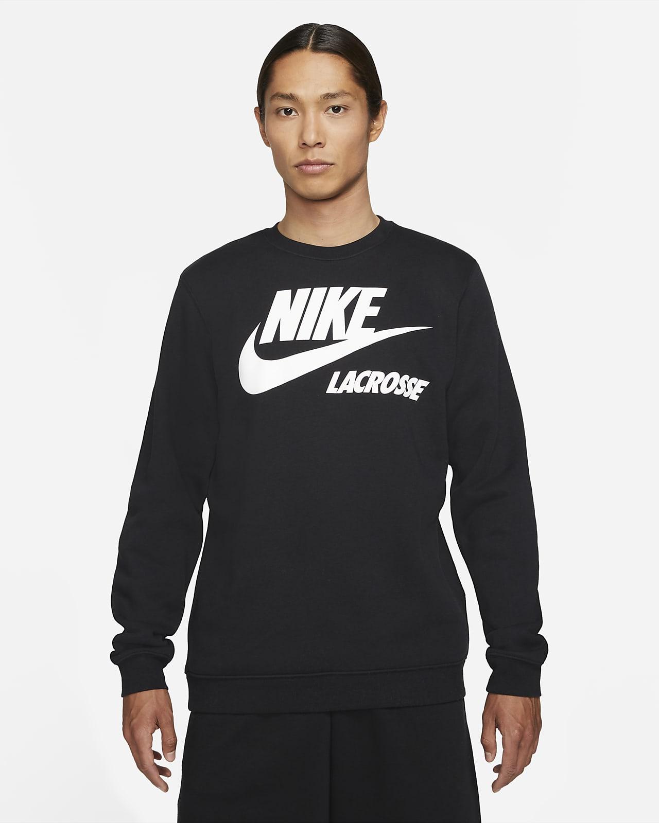 Nike Club Men's Lacrosse Crew