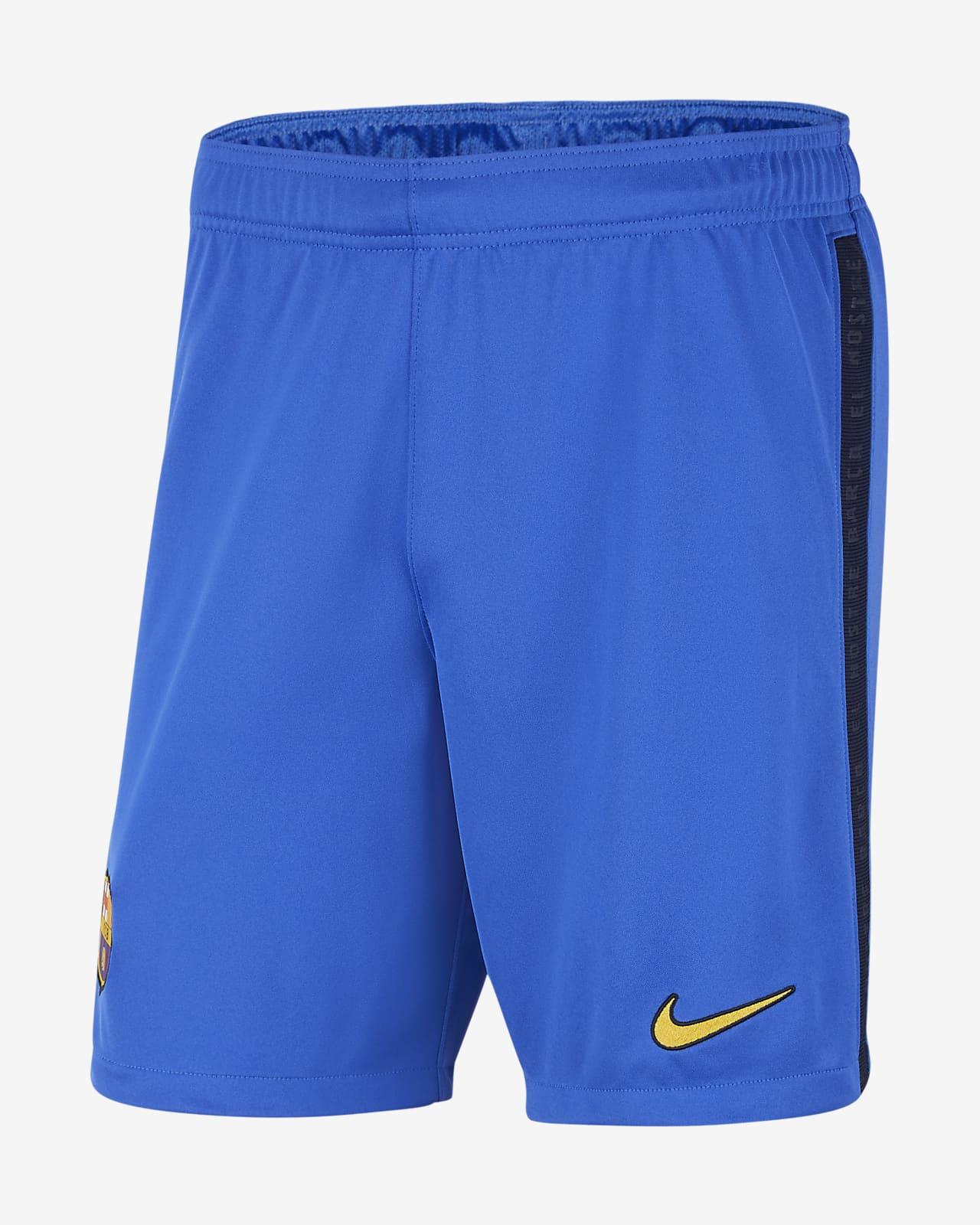 Short de football Nike Dri-FIT FC Barcelona 2021/22 Stadium Third pour Homme