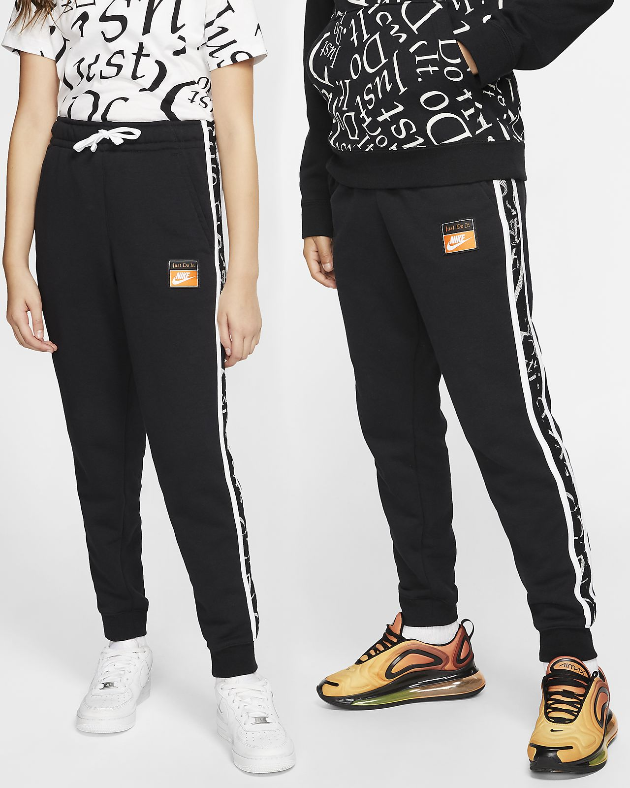 Nike Sportswear bukse til store barn (gutt)