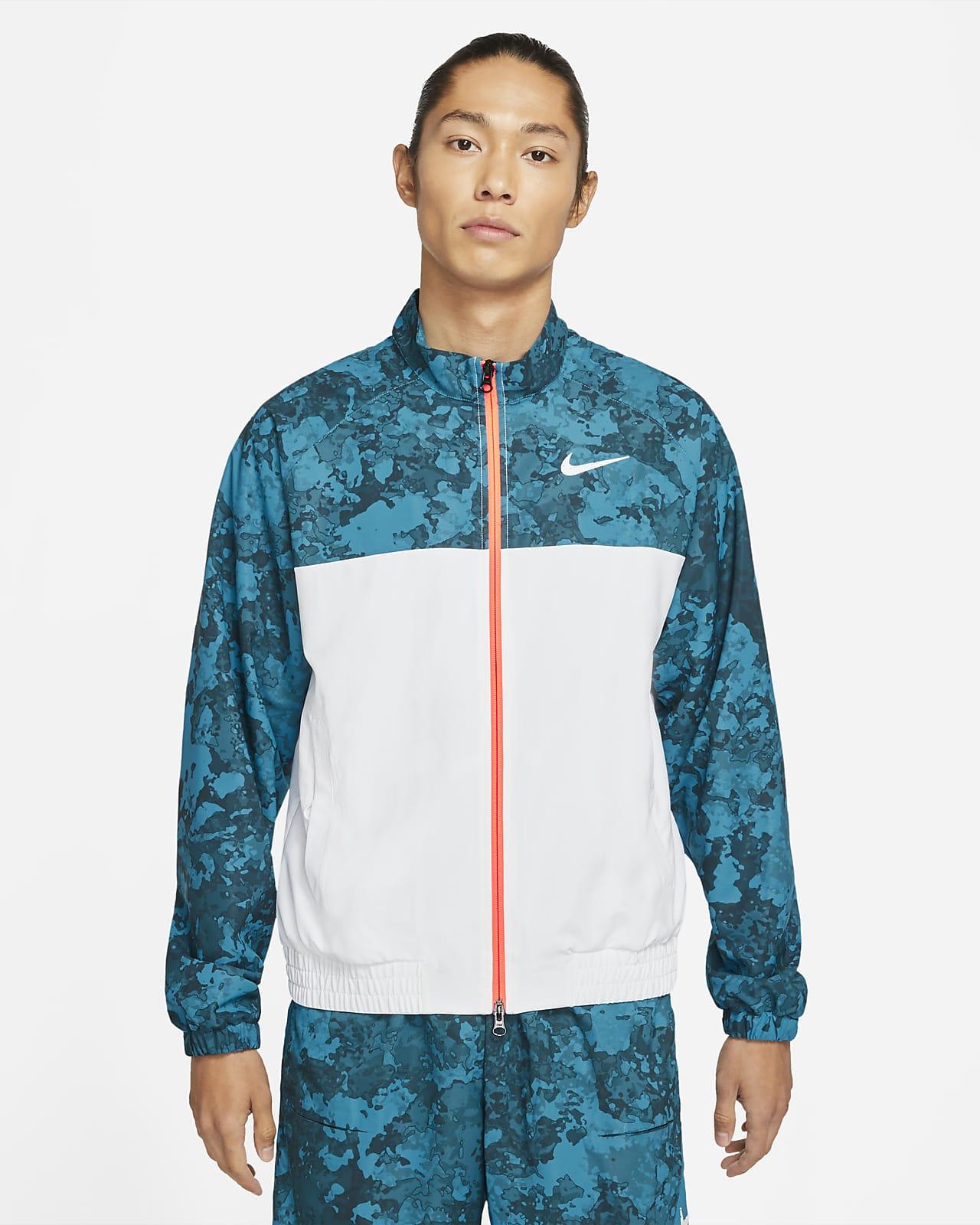 ナイキコート メンズ フルジップ テニスジャケット