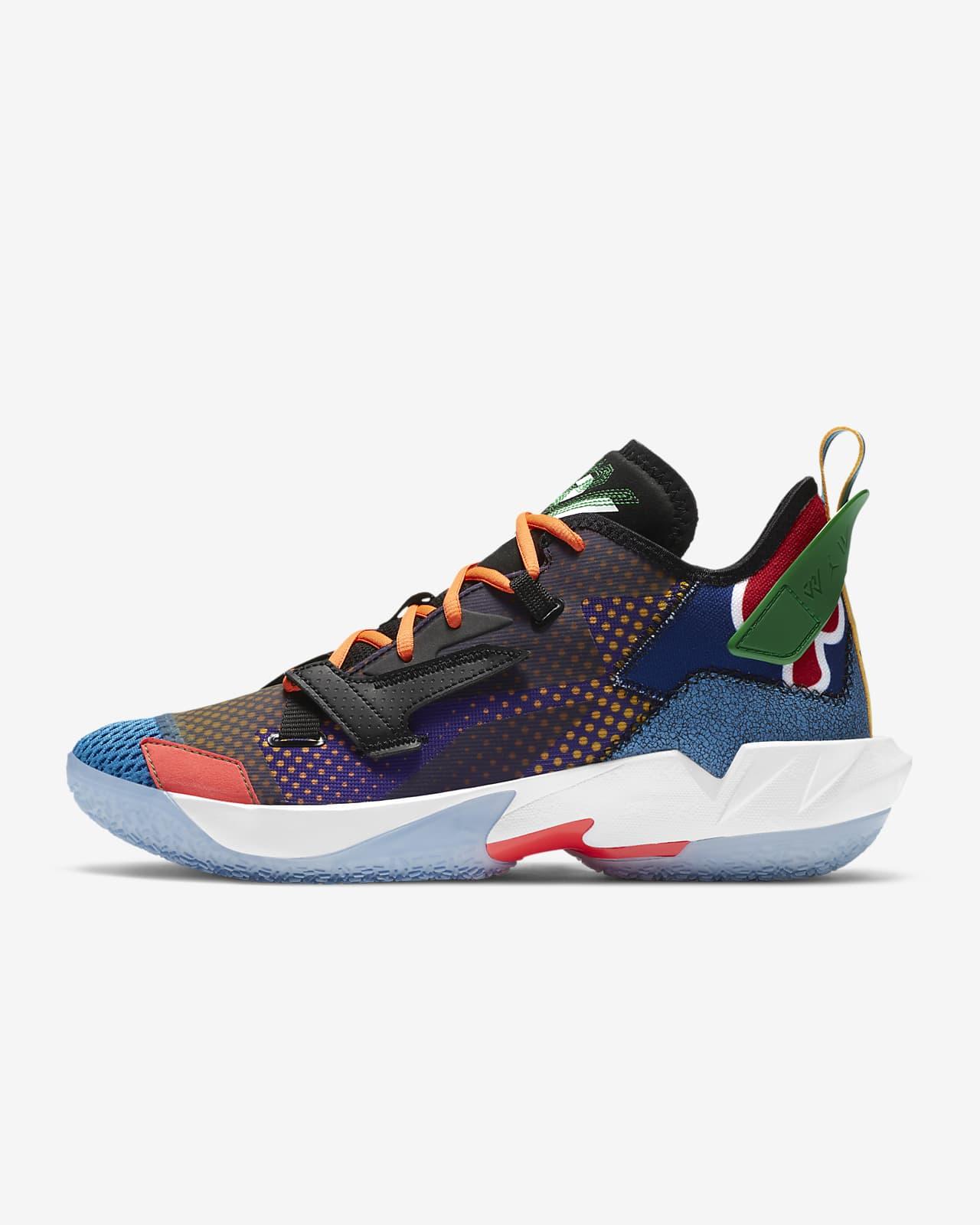 "Jordan ""Why Not?"" Zer0.4 ""Upbringing"" 籃球鞋"