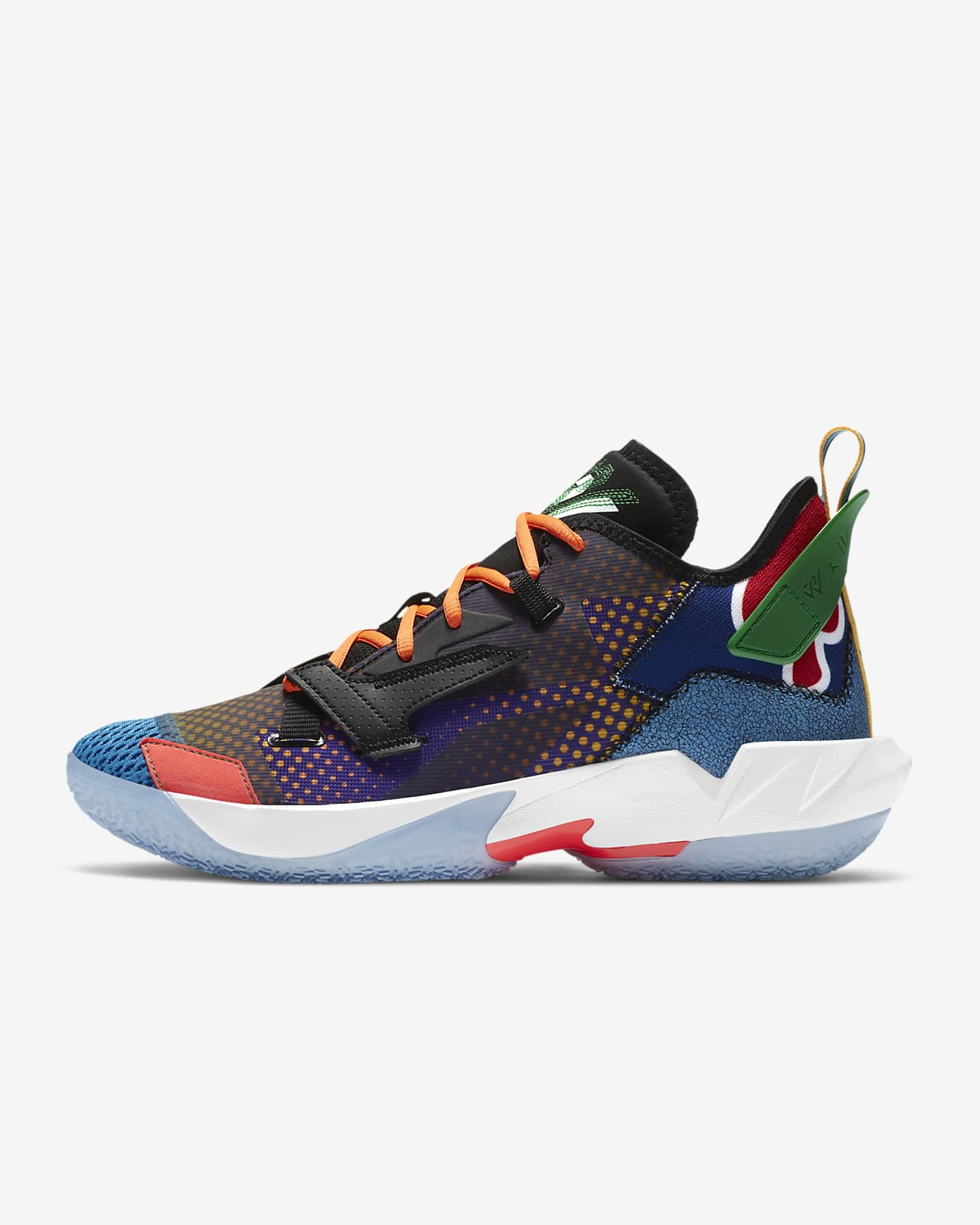 "Jordan 'Why Not?' Zer0.4 ""Upbringing"" Basketball Shoe"
