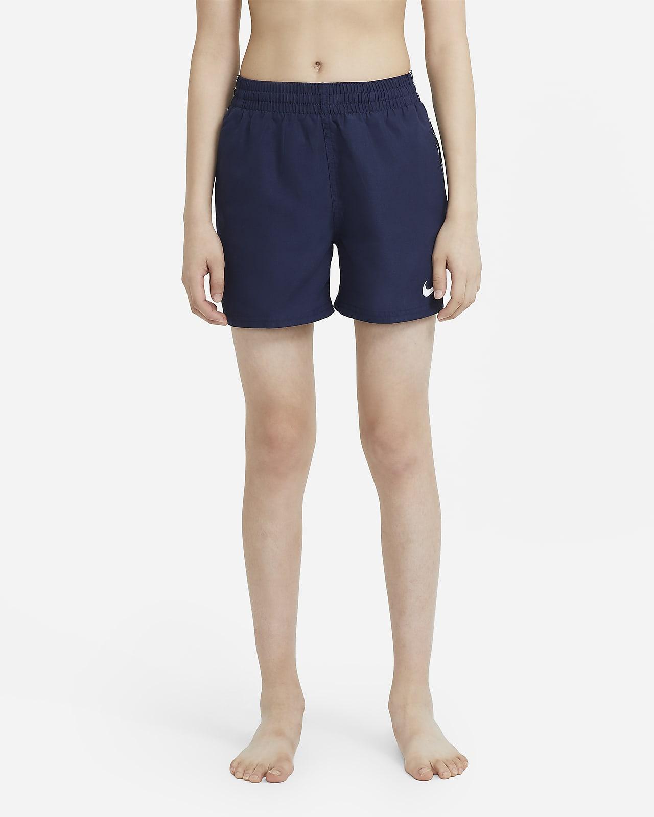 Plavecké 10cm kraťasy Nike pro větší děti (chlapce)