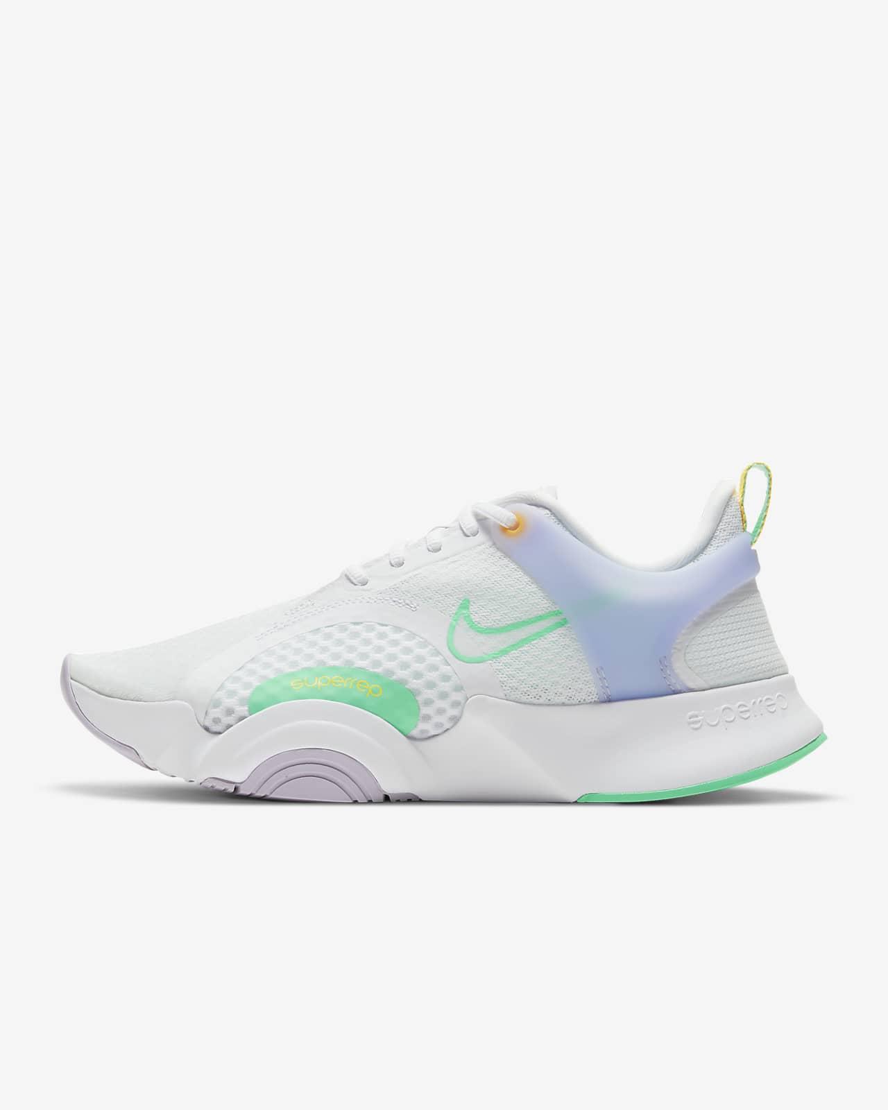 รองเท้าเทรนนิ่งผู้หญิง Nike SuperRep Go 2