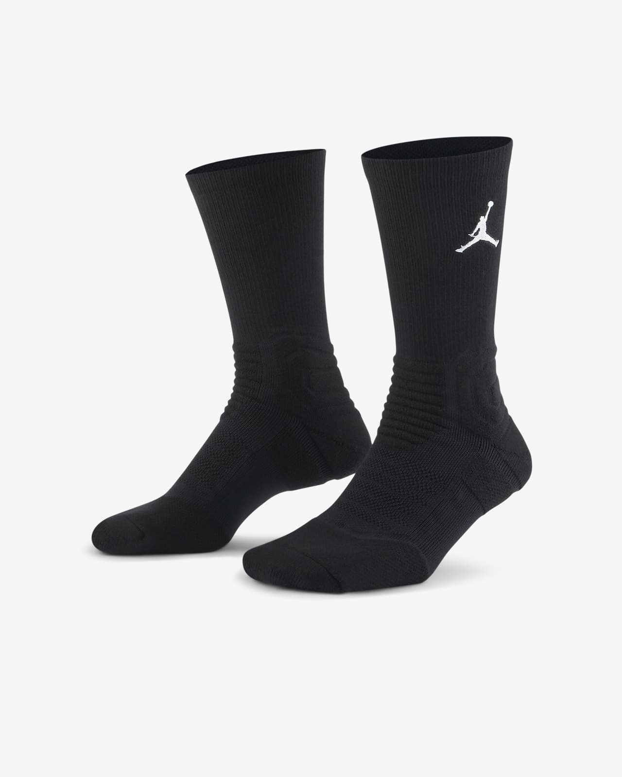 Jordan Flight 中筒籃球襪