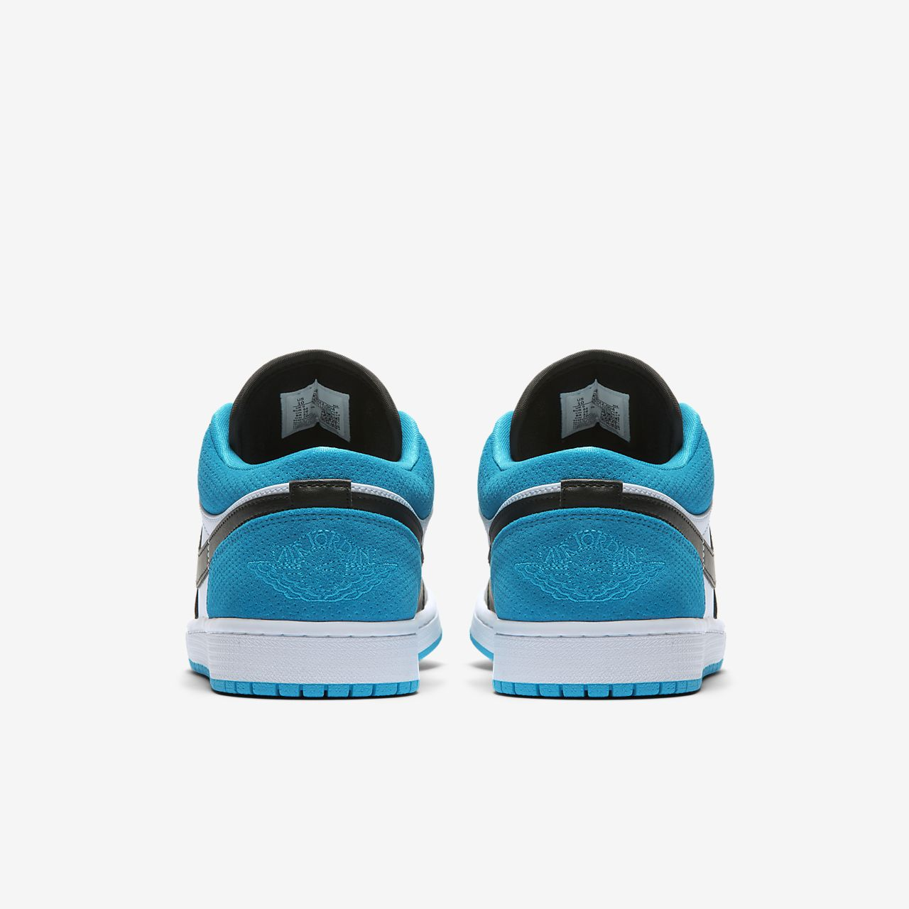 air jordan 1 low homme bleu