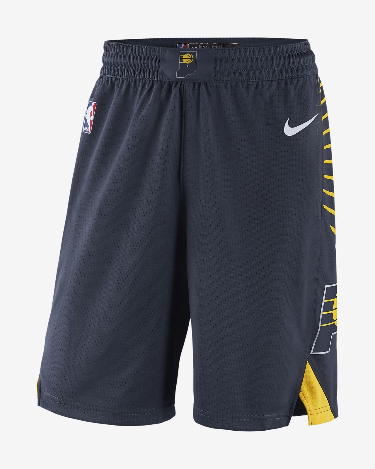 Indiana Pacers Icon Edition Men's Nike NBA Swingman Shorts