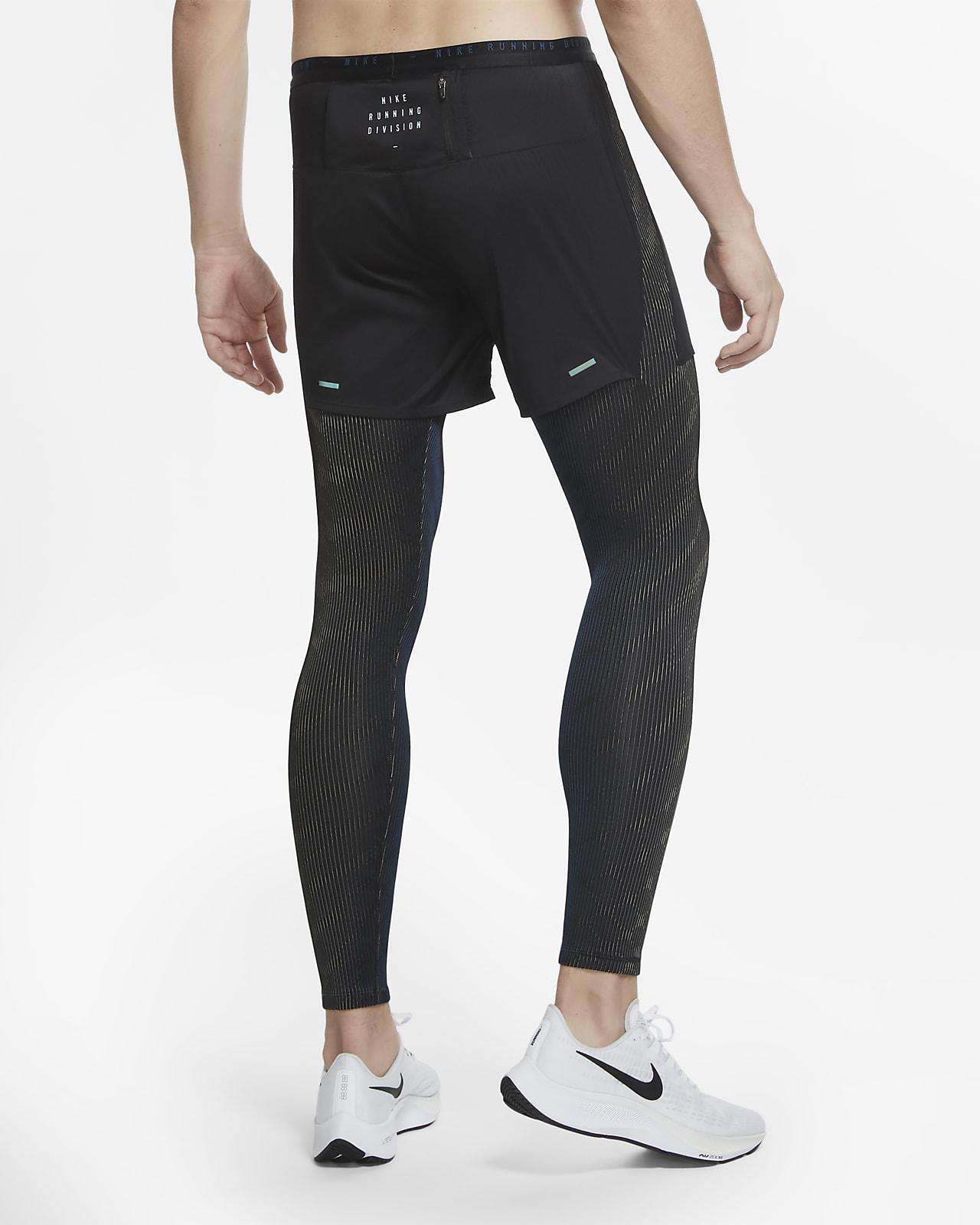 Tights da running Hybrid Nike Run Division Uomo