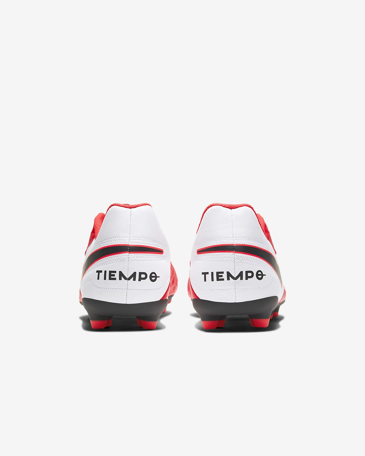 Nike Tiempo Legend VI FG WhiteBlackPink