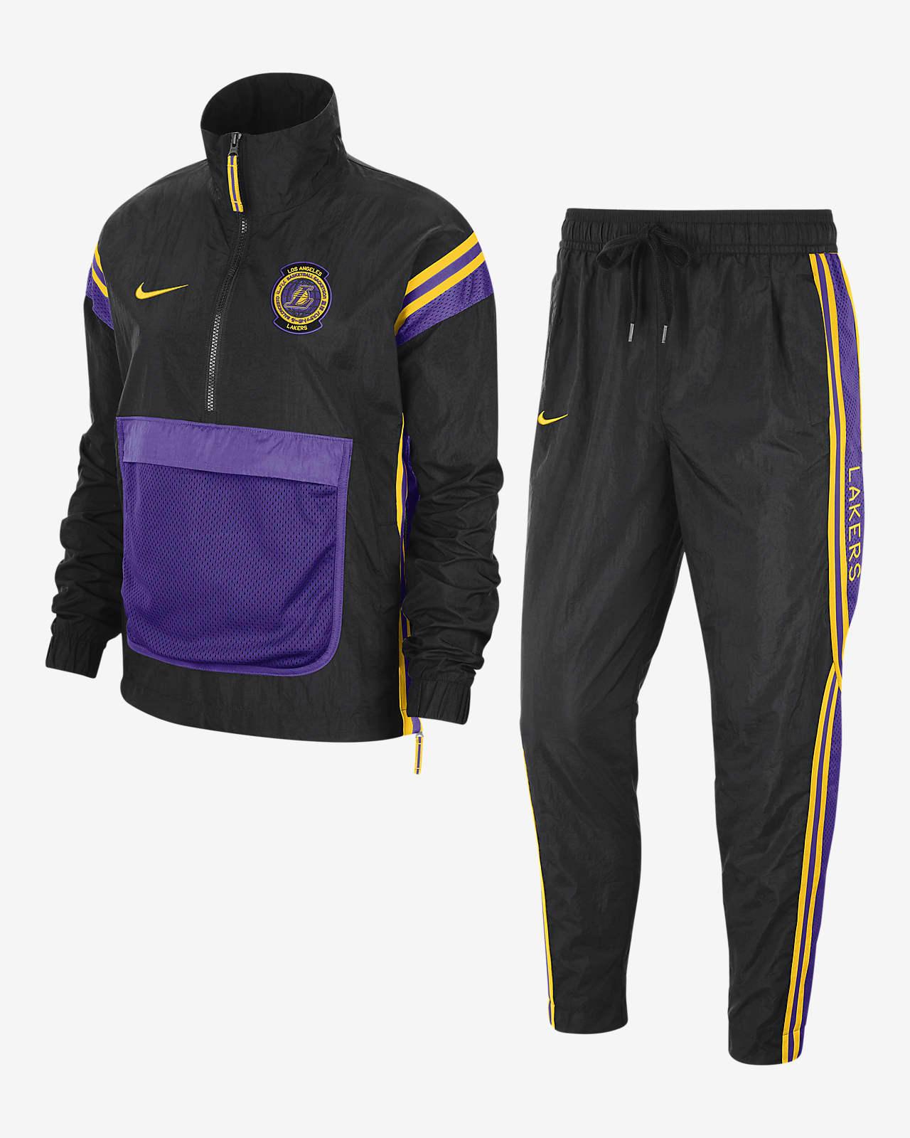 Lakers Courtside Women's Nike NBA Tracksuit