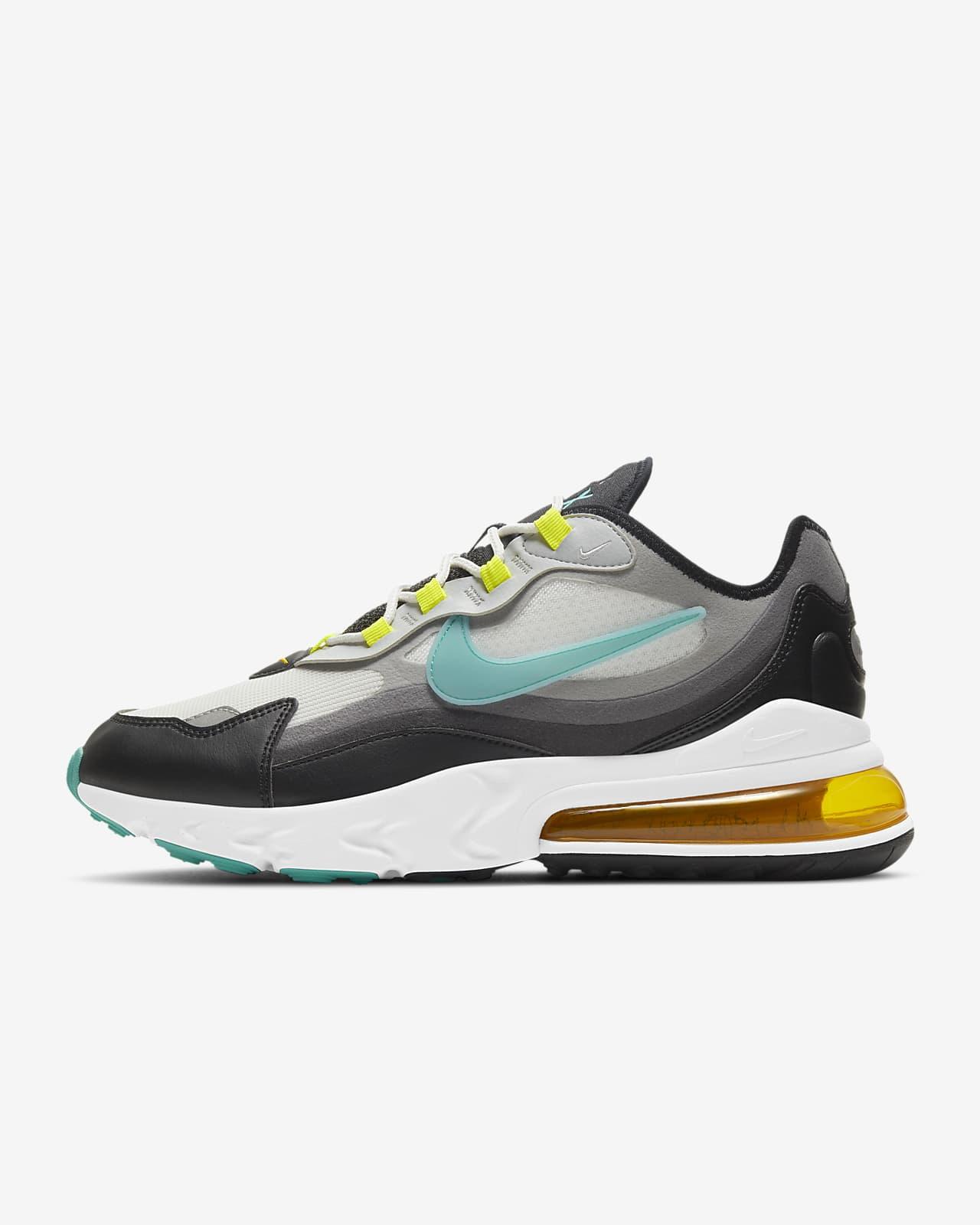 รองเท้าผู้ชาย Nike Air Max 270 React EOI