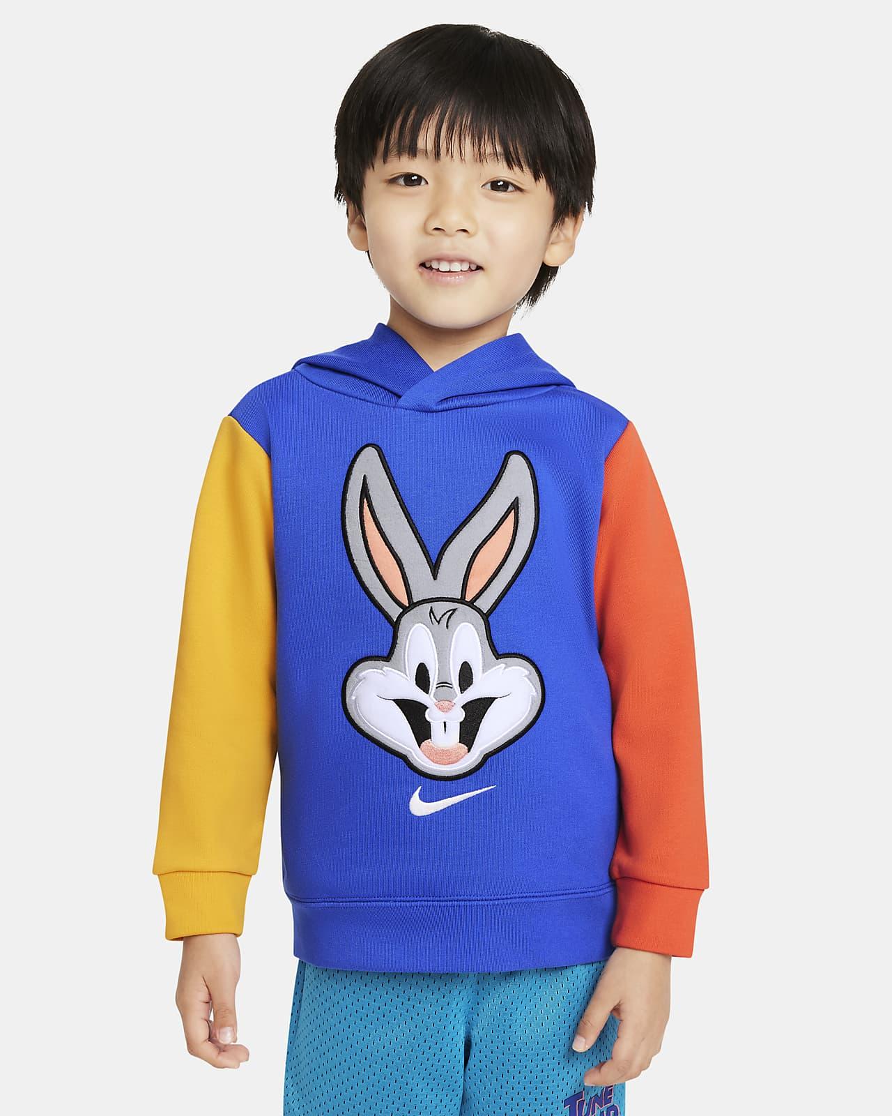 Nike Dri-FIT 婴童套头连帽衫