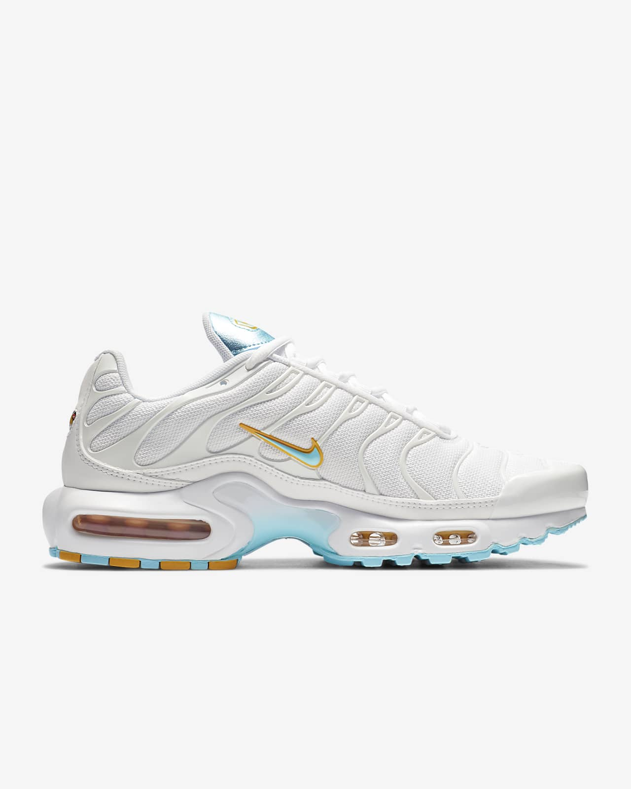 Nike Air Max 270 React Sneakers Summit WhiteElectric