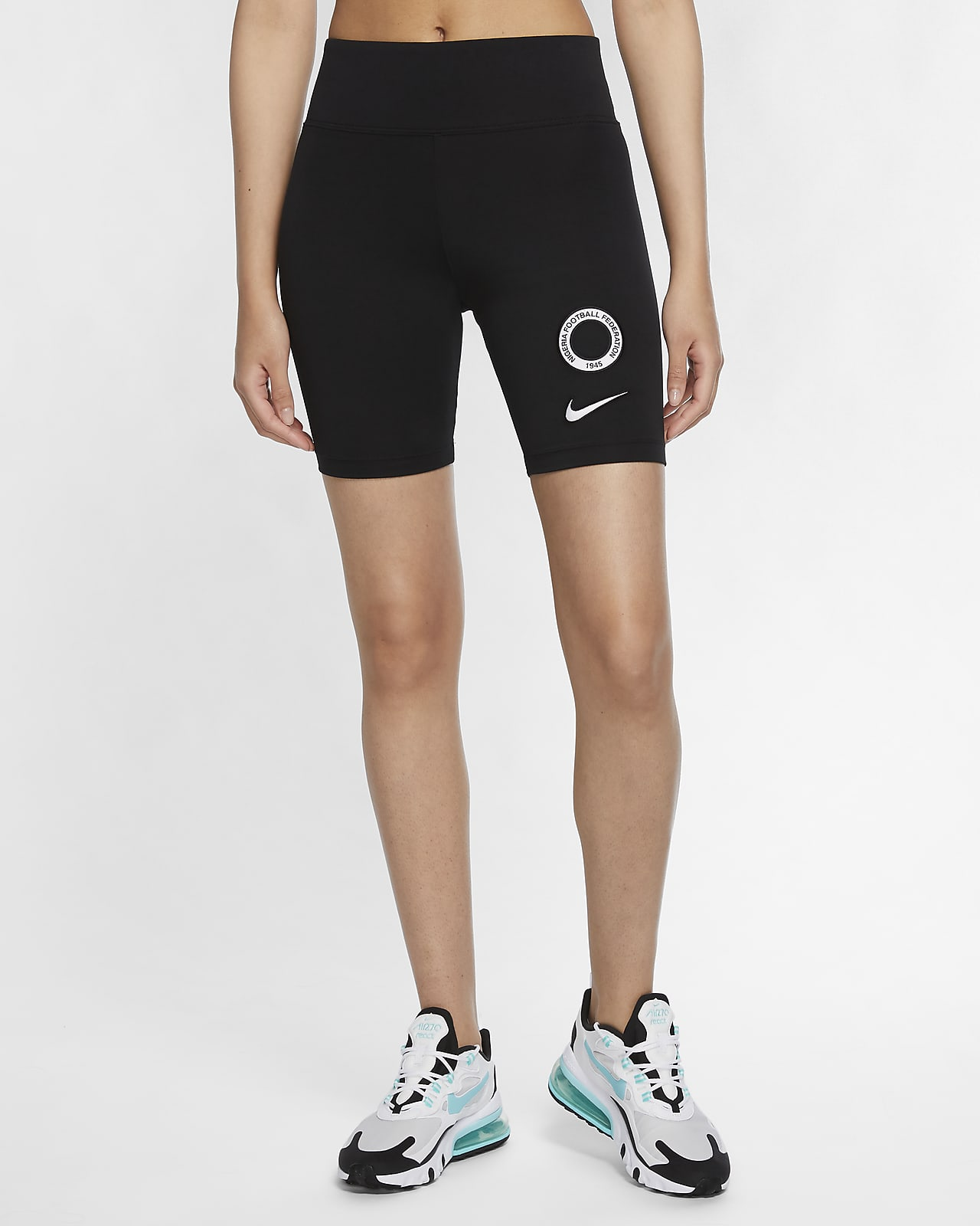 Nigeria Women's Bike Shorts