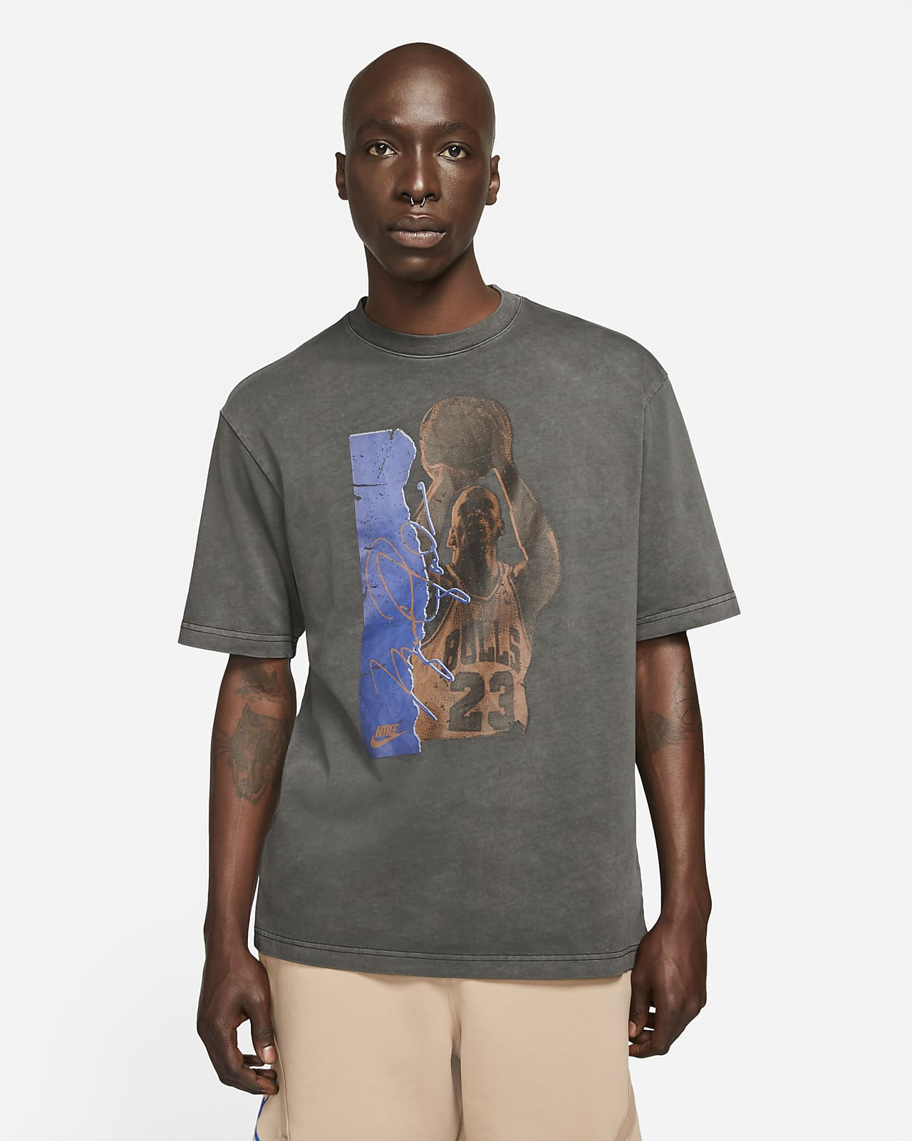 Jordan Flight Heritage 85 Men's Graphic T-Shirt