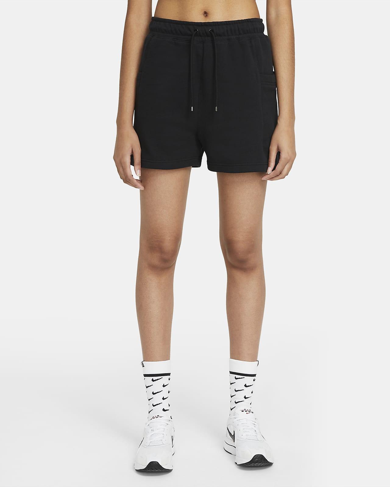 Short en tissu Fleece Nike Air pour Femme