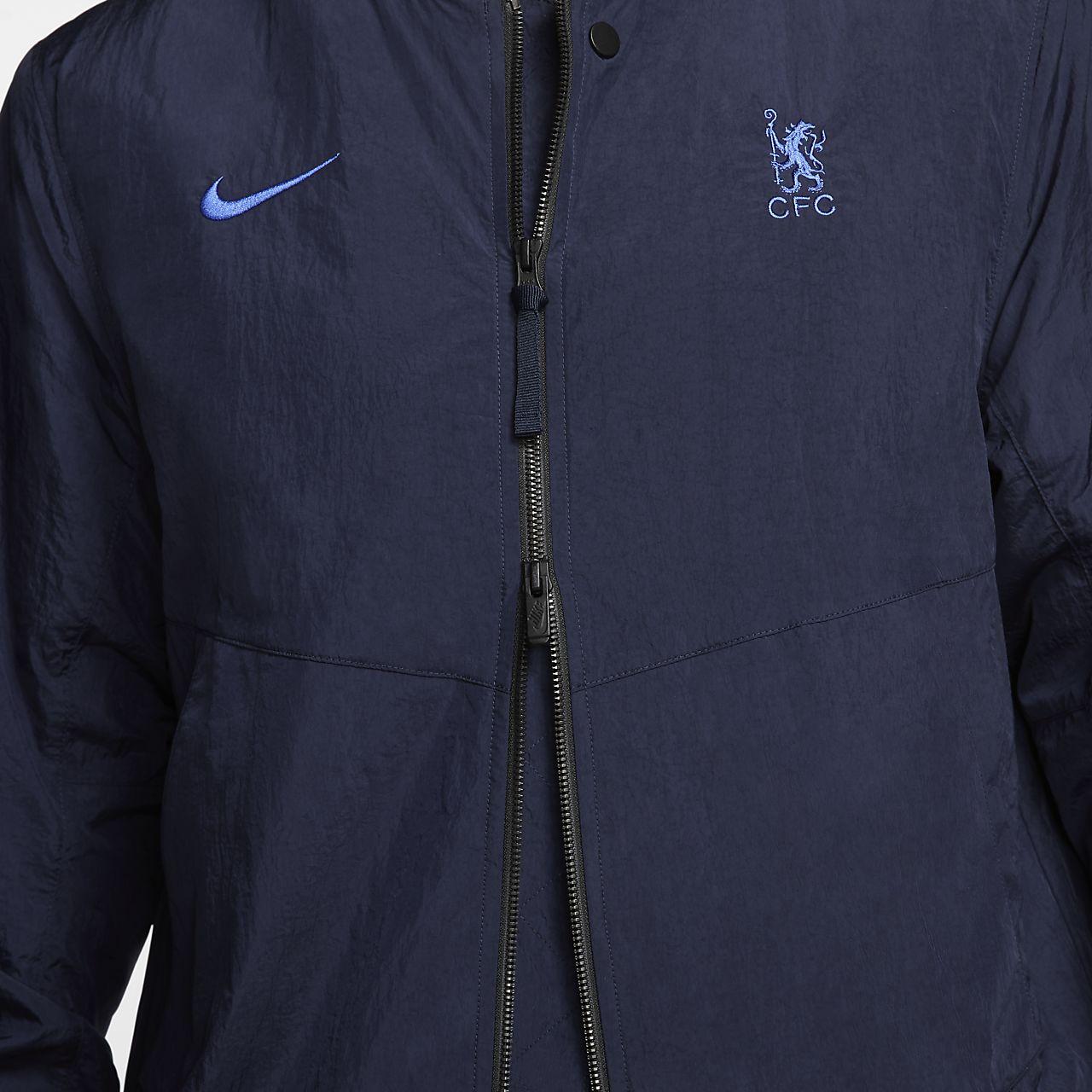 Chelsea FC Herren College Jacke