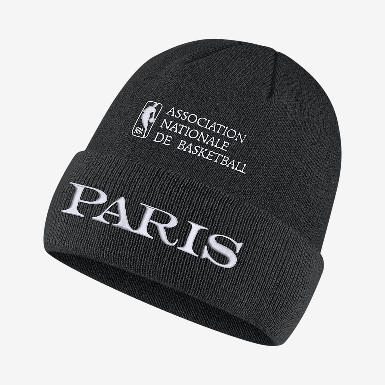"""Beanie Nike """"Paris"""" NBA"""