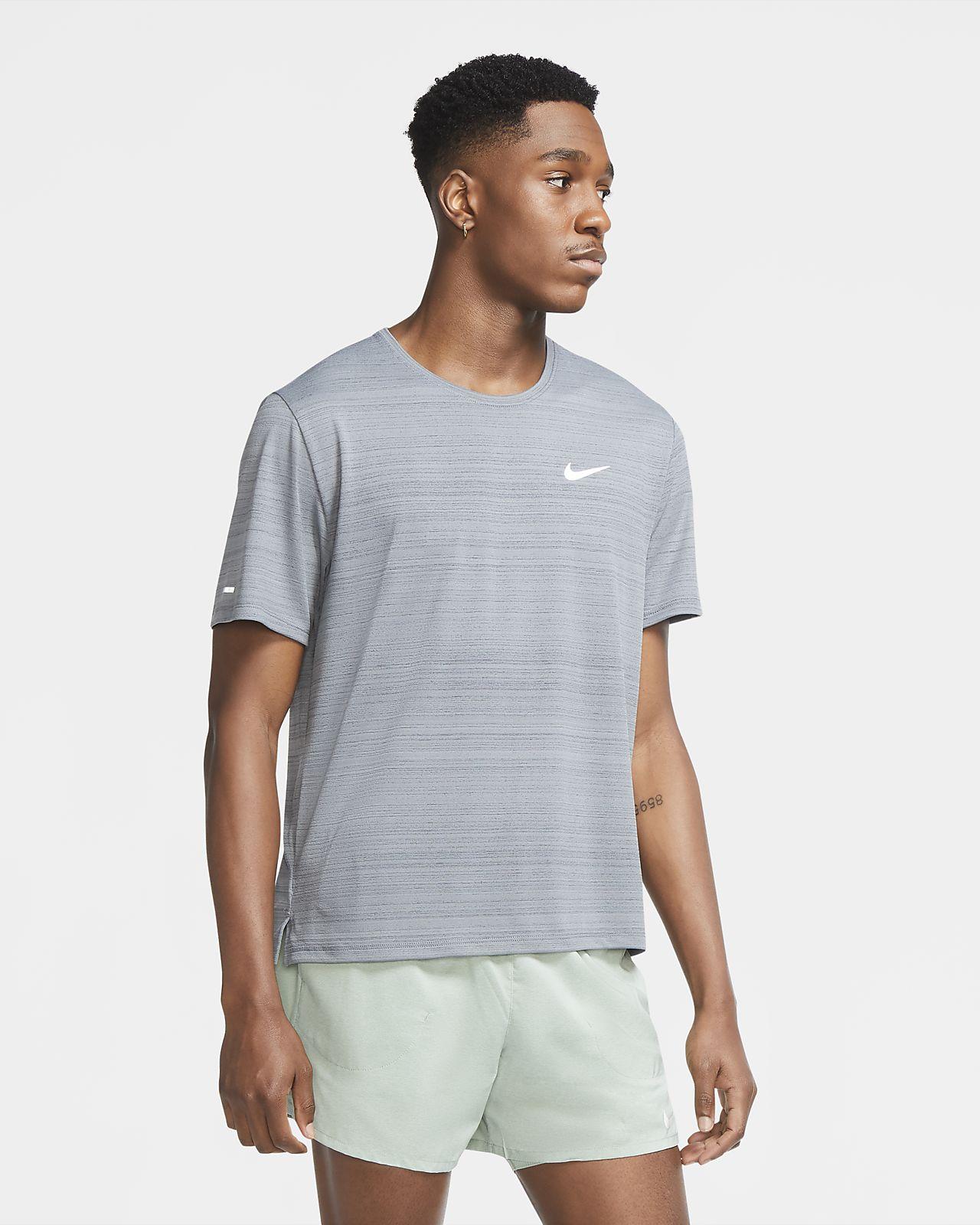 Haut de running Nike Dri-FIT Miler pour Homme