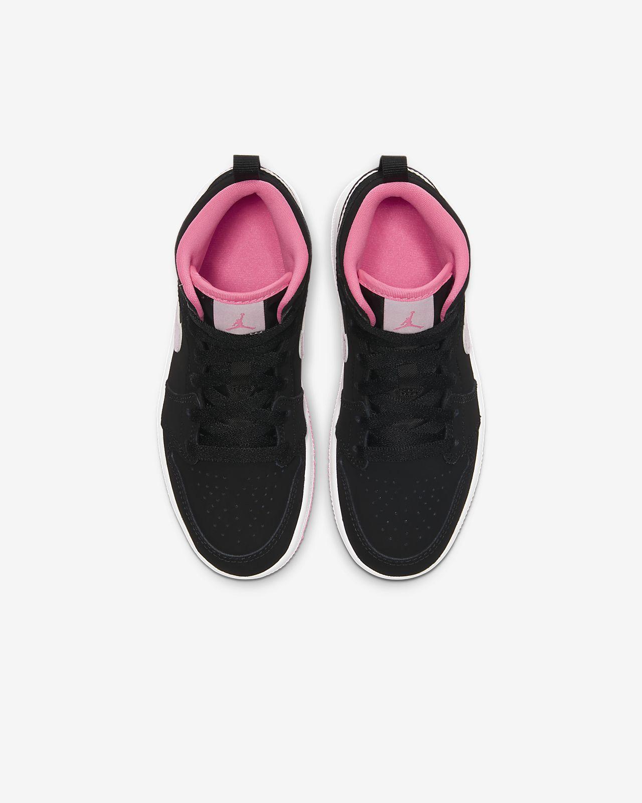 Sapatilhas Air Jordan 1 Mid para criança