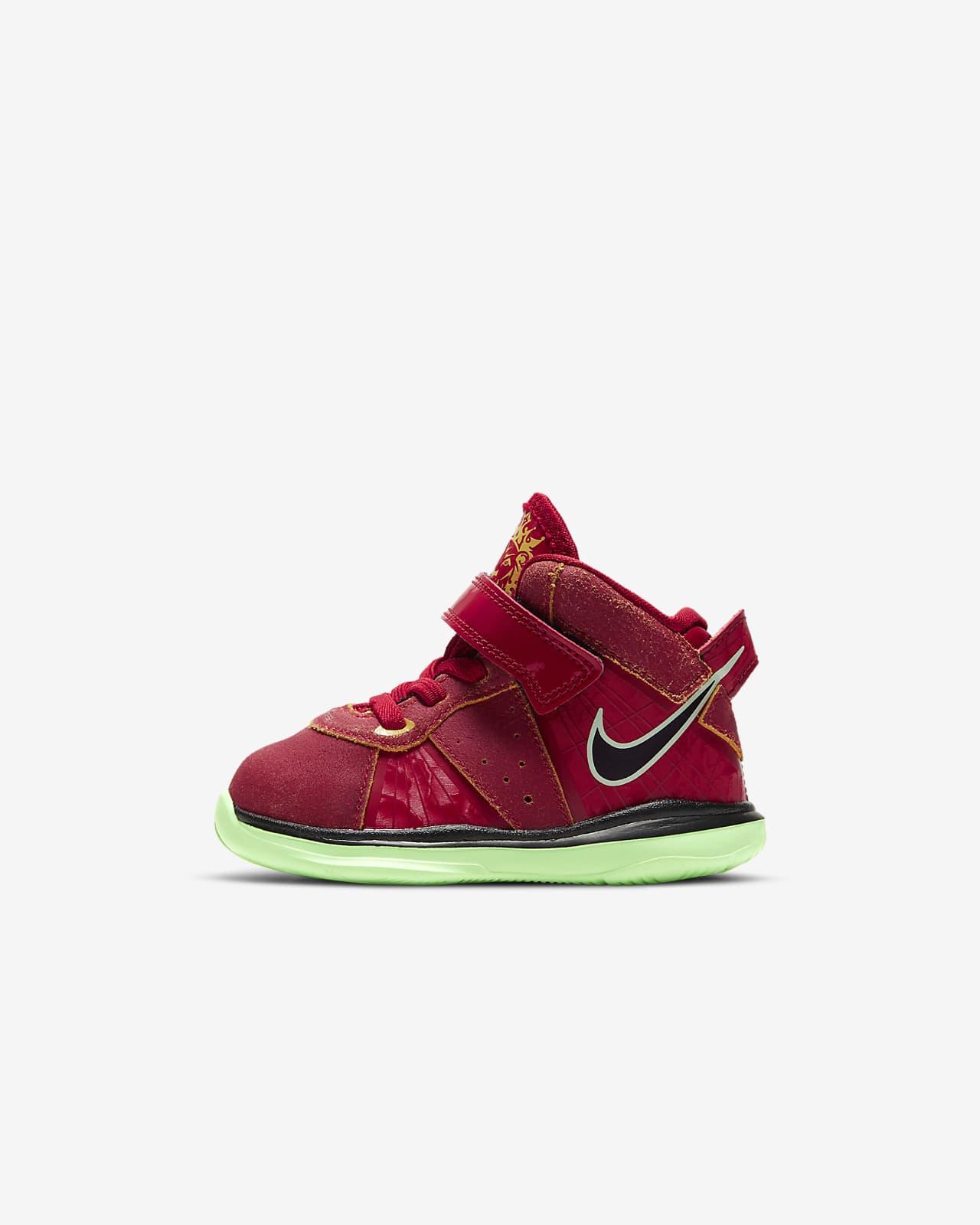 Nike LeBron 8 Baby/Toddler Shoe