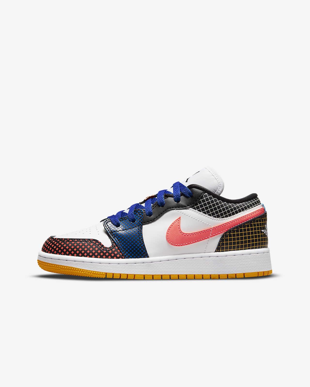 Air Jordan 1 Low MMD BG 大童运动童鞋