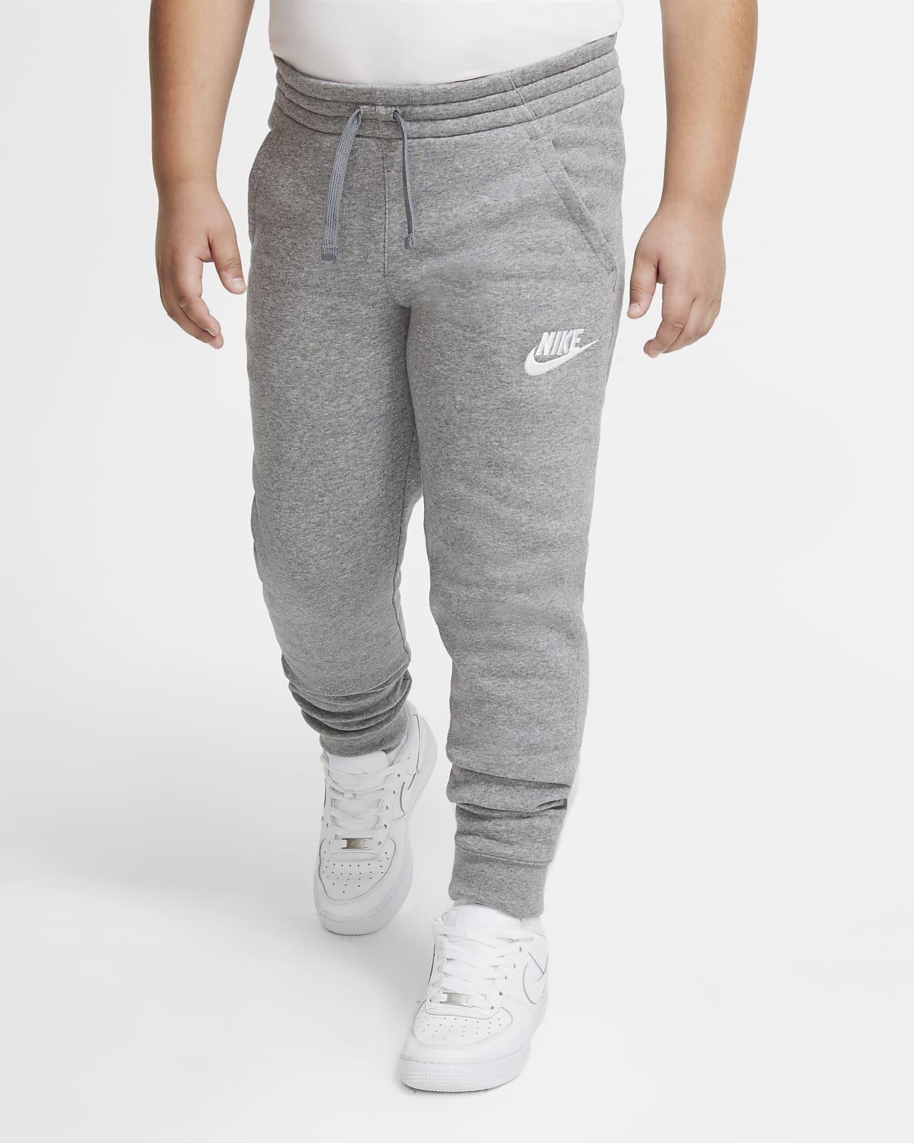Pantalones deportivos para niños talla grande Nike Sportswear Club Fleece