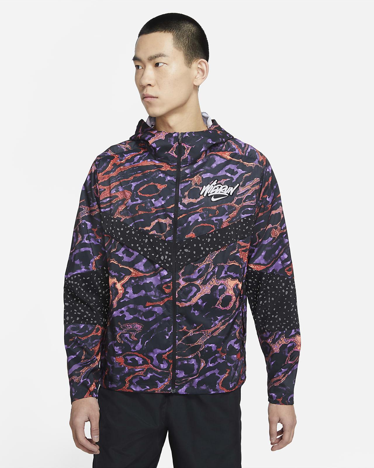 Nike Windrunner Wild Run 男子跑步夹克