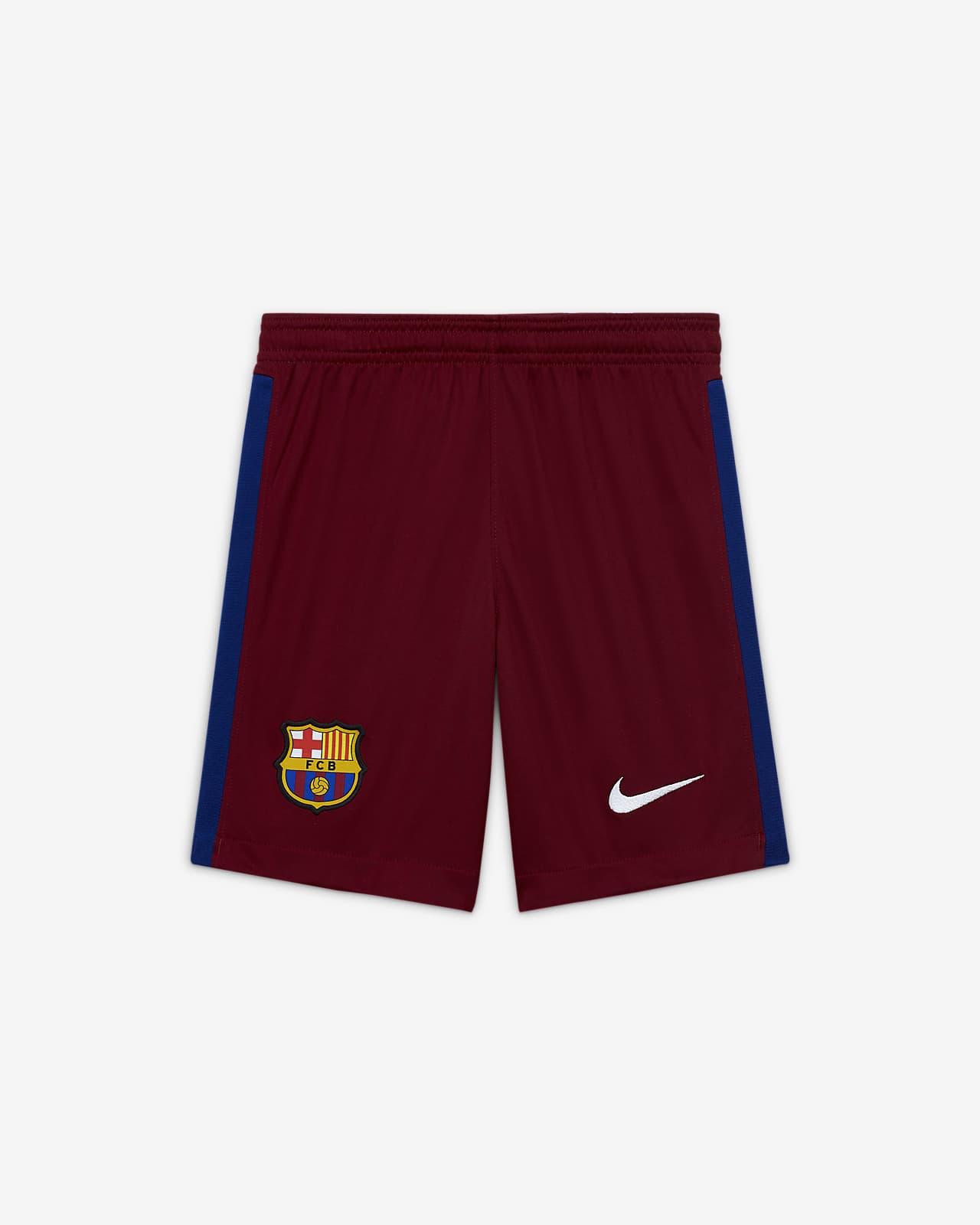 Short de fútbol de arquero para niños talla grande Stadium de FC Barcelona 2020/21