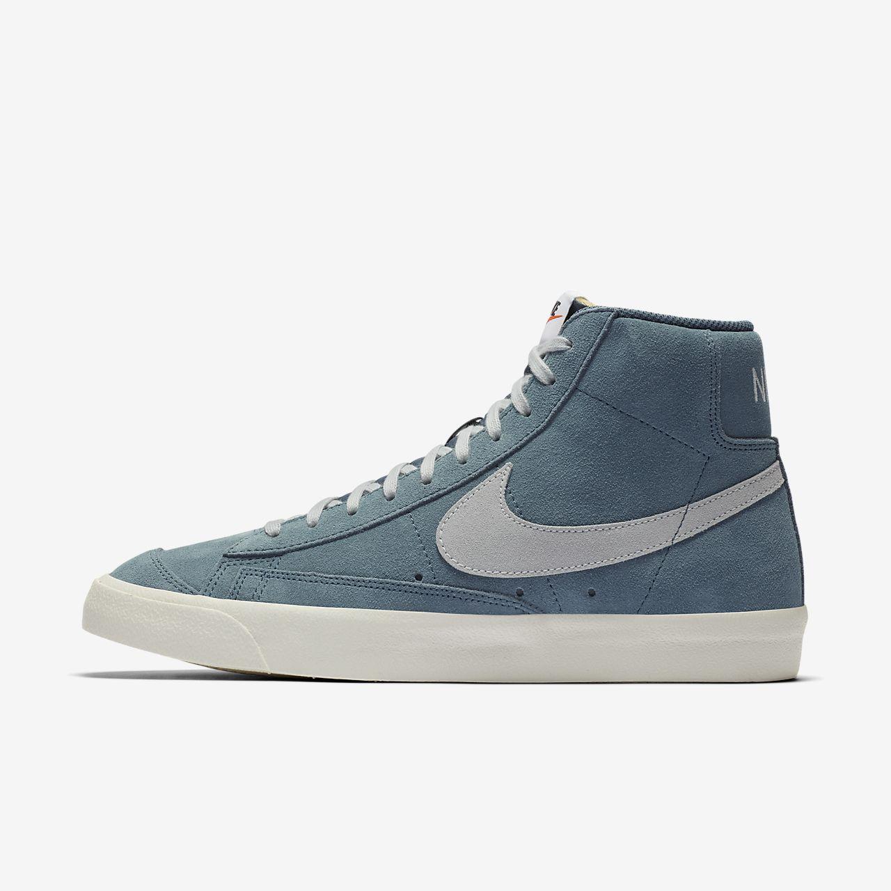Nike Sportswear BLAZER MID VNTG SUEDE High top trainers