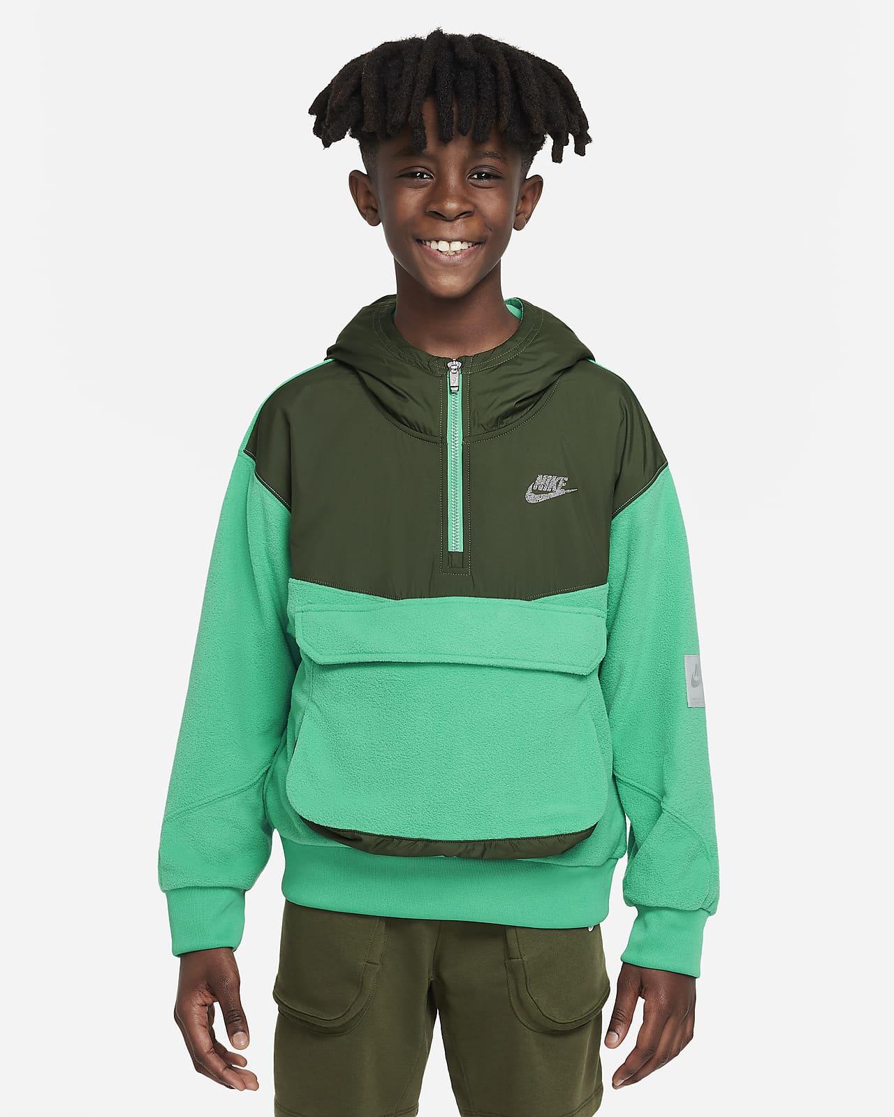 Nike Sportswear Kids Pack Big Kids' Woven Jacket
