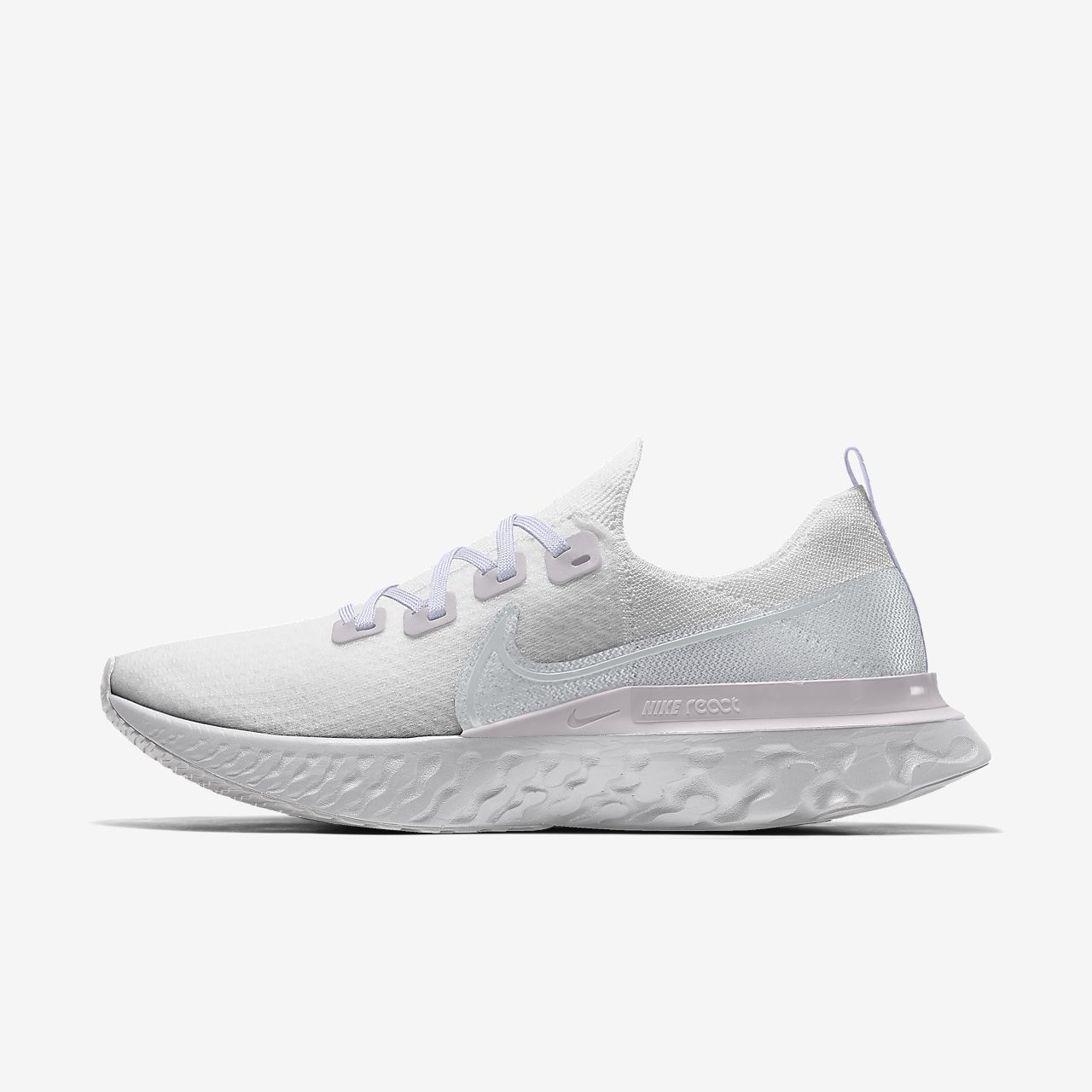 Nike React Infinity Run Flyknit By You 專屬訂製女款跑鞋